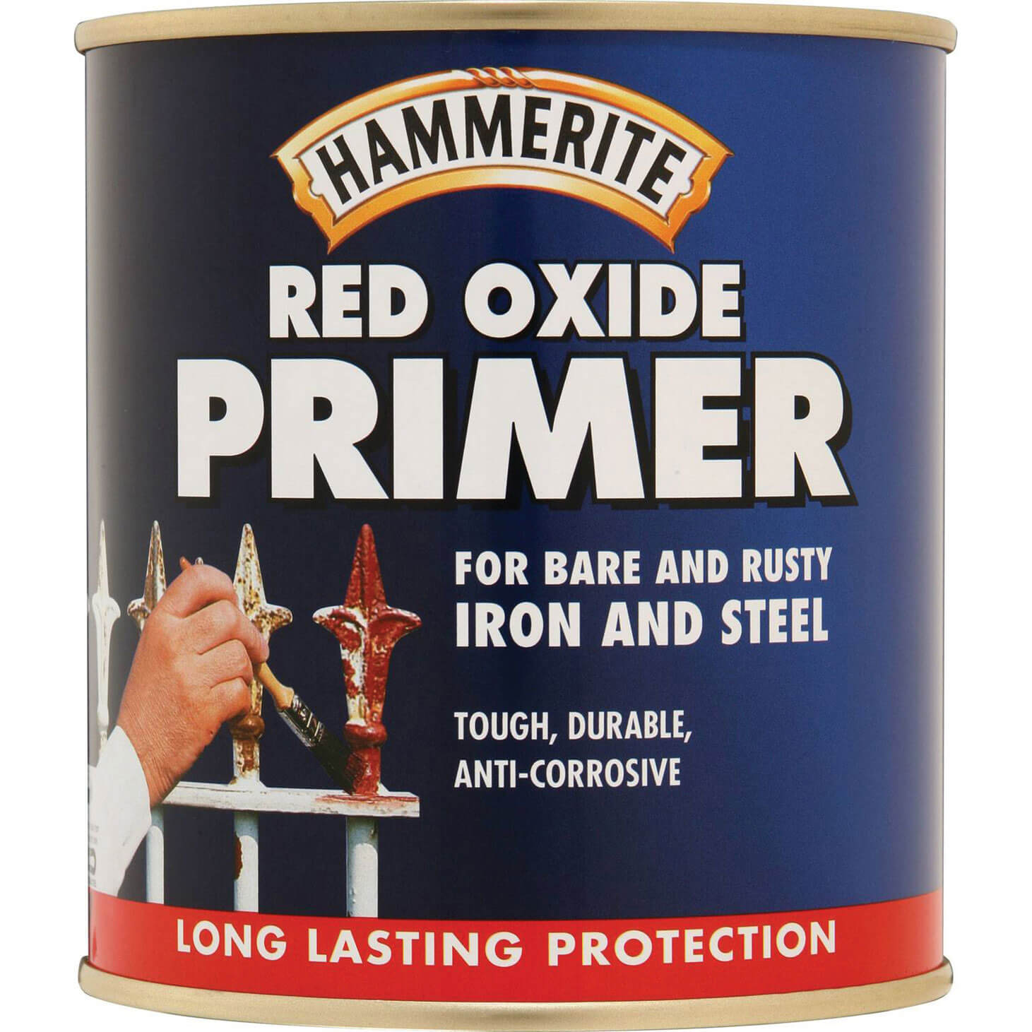 Image of Hammerite Oxide Primer Red 500ml