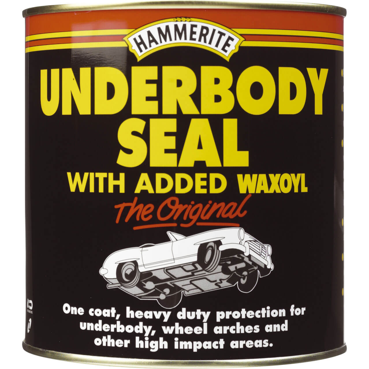 Image of Hammerite Tin Underbody Seal 0.5l