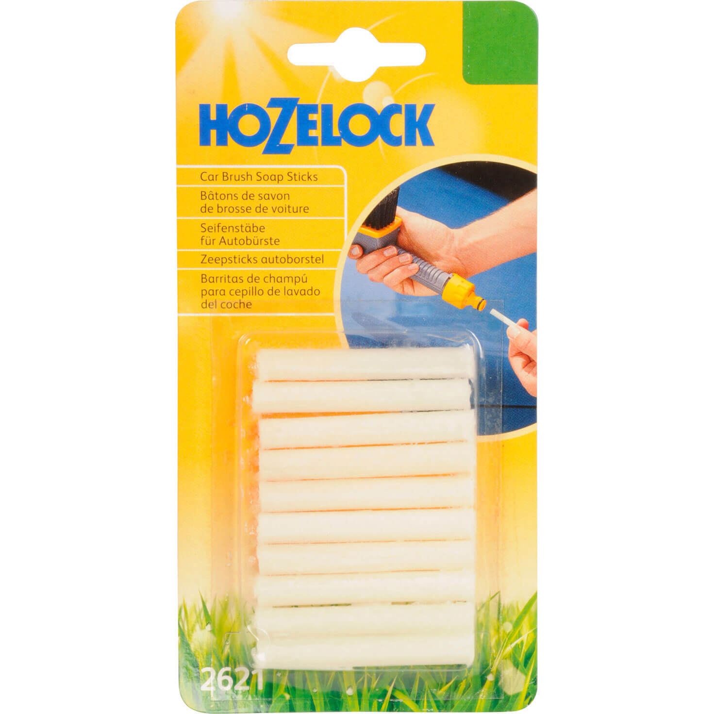 Image of Hozelock Car Shampoo Soap Sticks