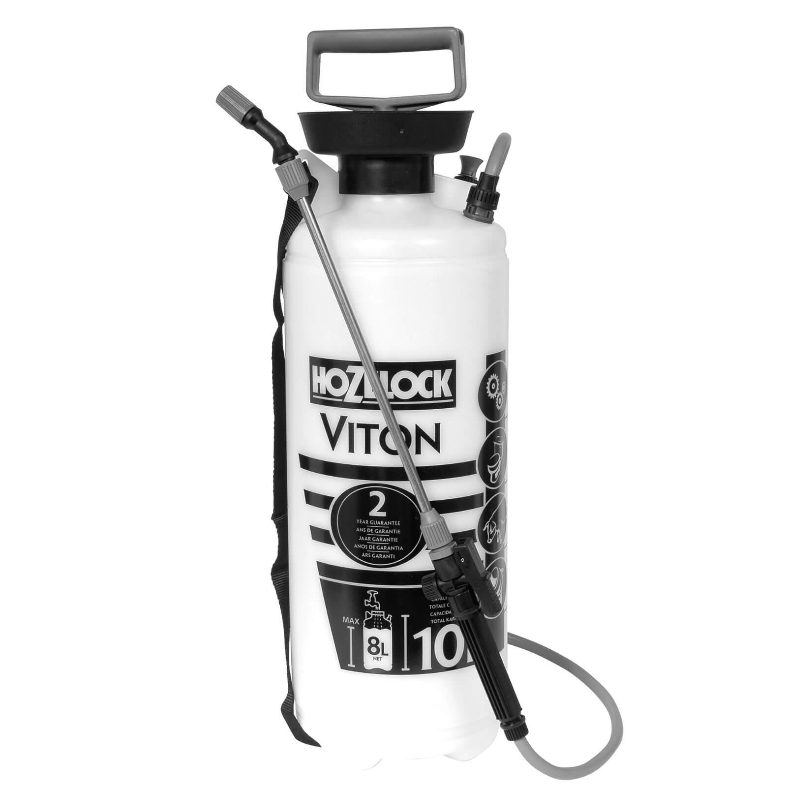 hozelock sprayer assembly instructions