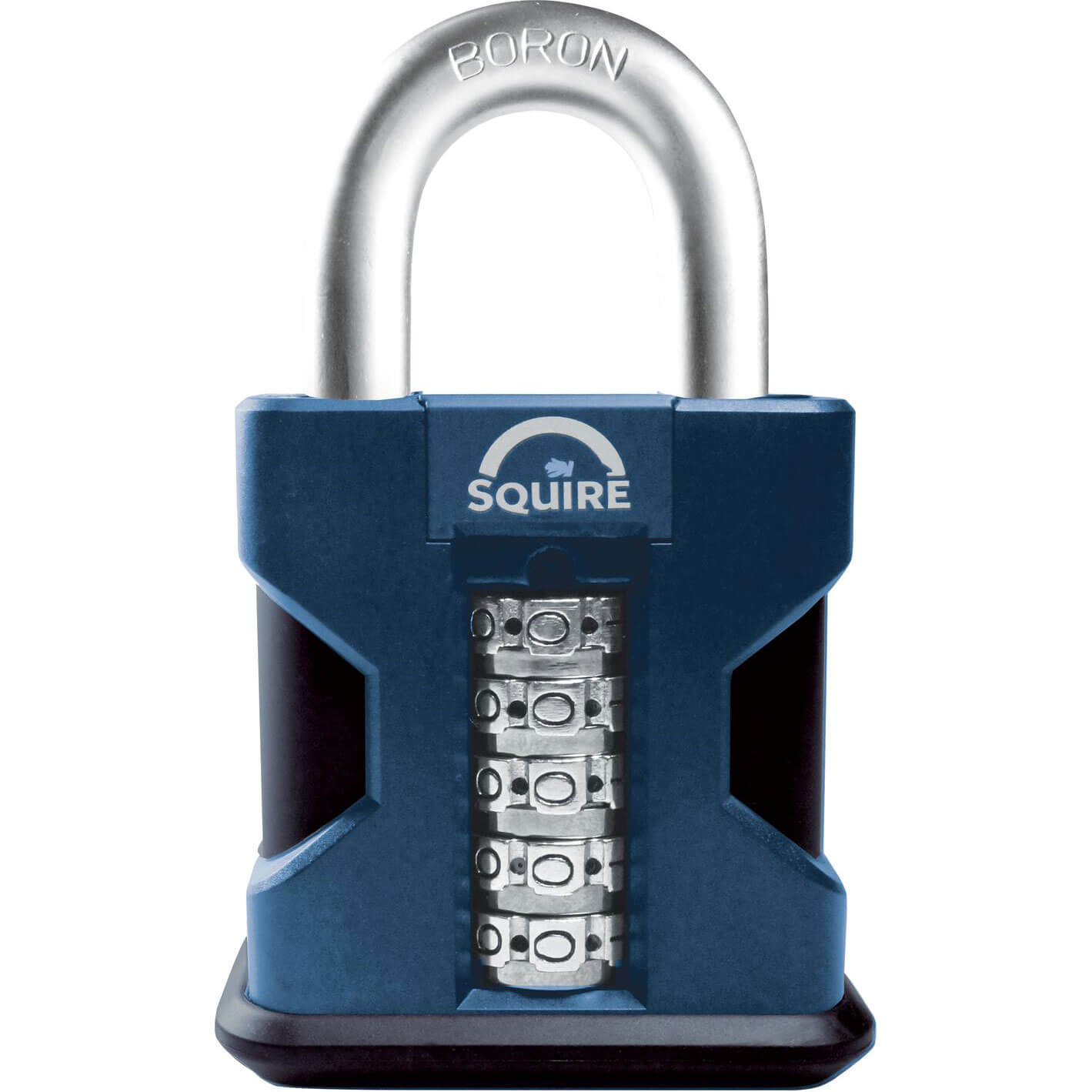 Image of Henry Squire High Security Combination Padlock 50mm Standard