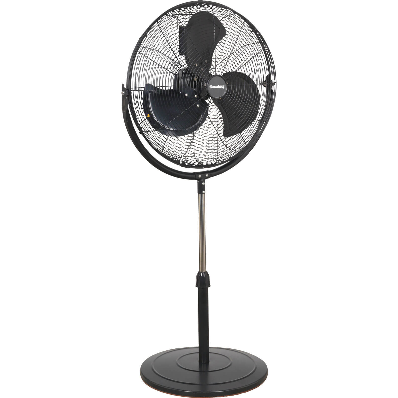 Industrial Pedestal Fans : Sealey industrial high velocity pedestal fan