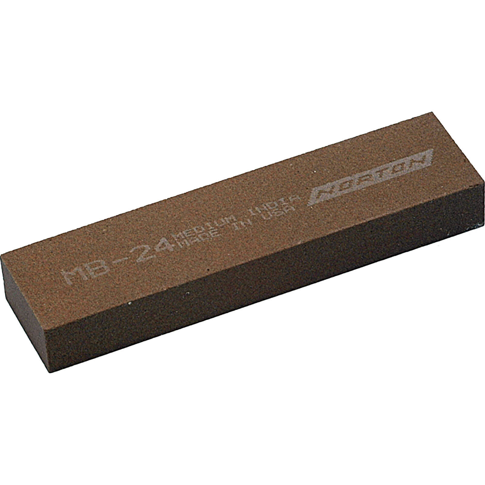 Image of Norton India Bench Stone 25mm 100mm Medium