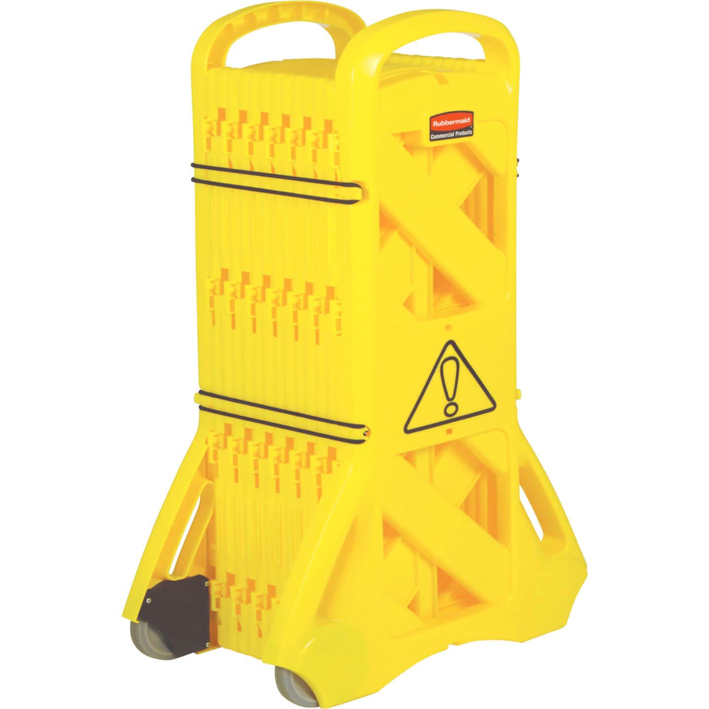 Irwin Portable Folding Warning Barrier
