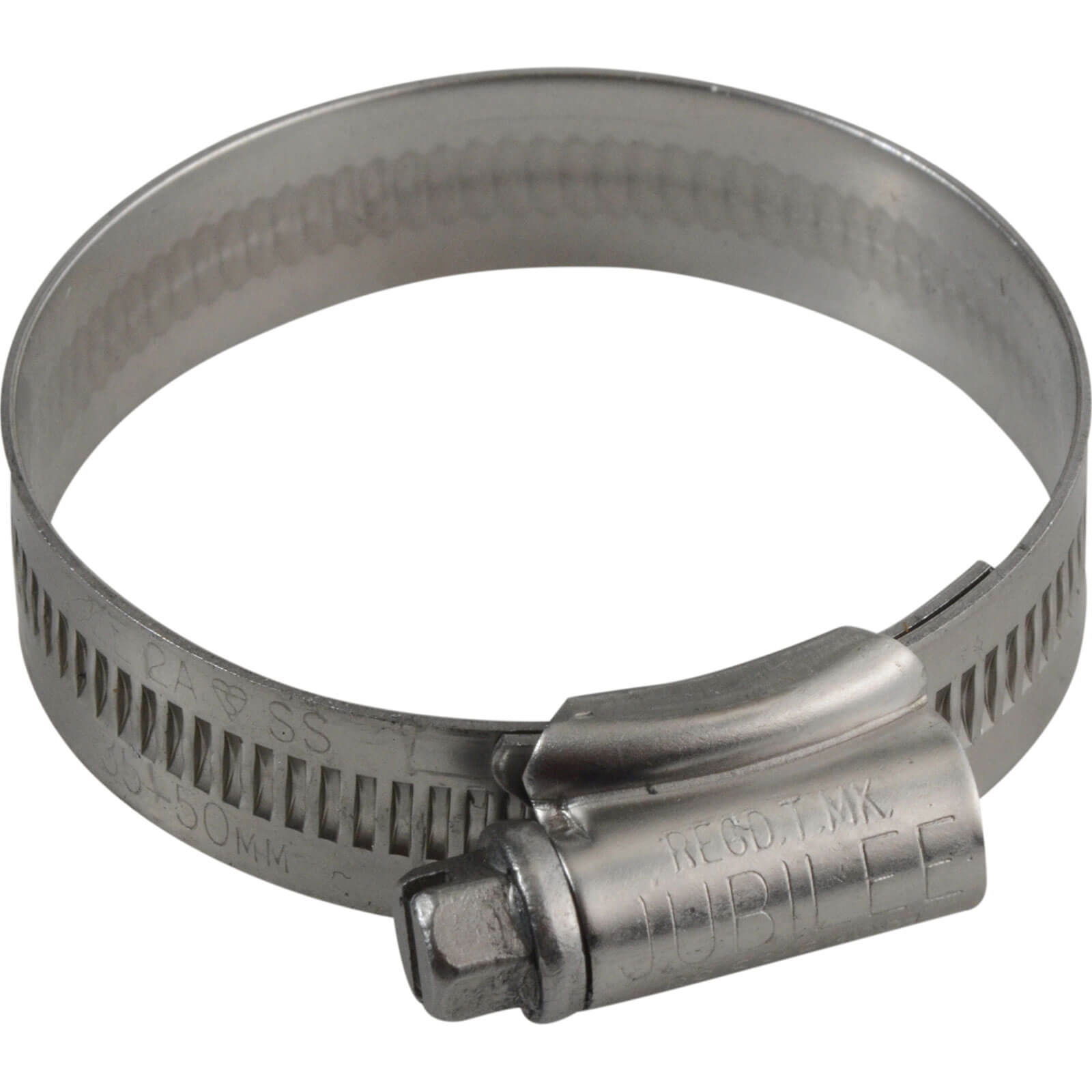 Image of Jubilee Stainless Steel Hose Clip 35mm - 50mm Pack of 1