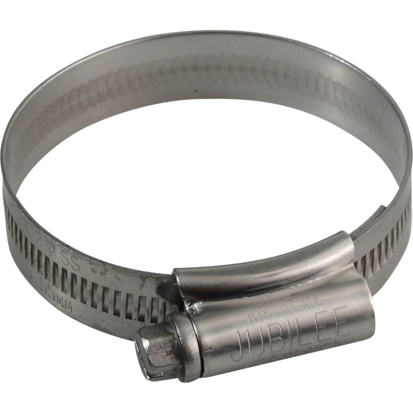 Image of Jubilee Stainless Steel Hose Clip 40mm - 55mm Pack of 1