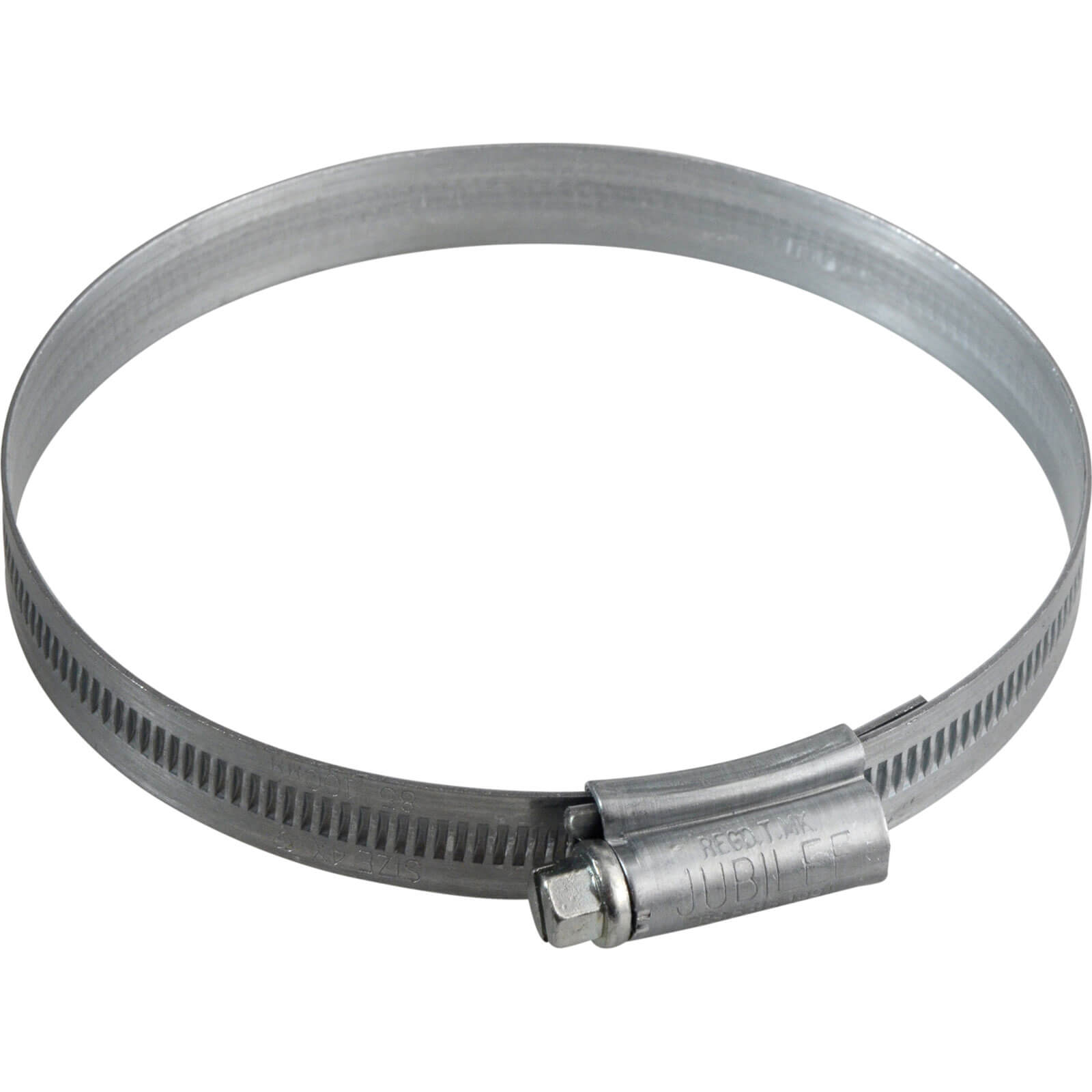 Image of Jubilee Zinc Plated Hose Clip 85mm - 100mm Pack of 1