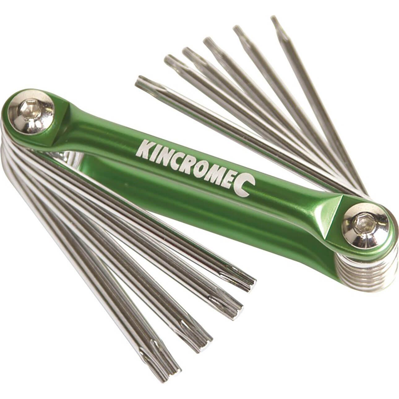 Image of Kincrome 10 Piece Torx Key Set