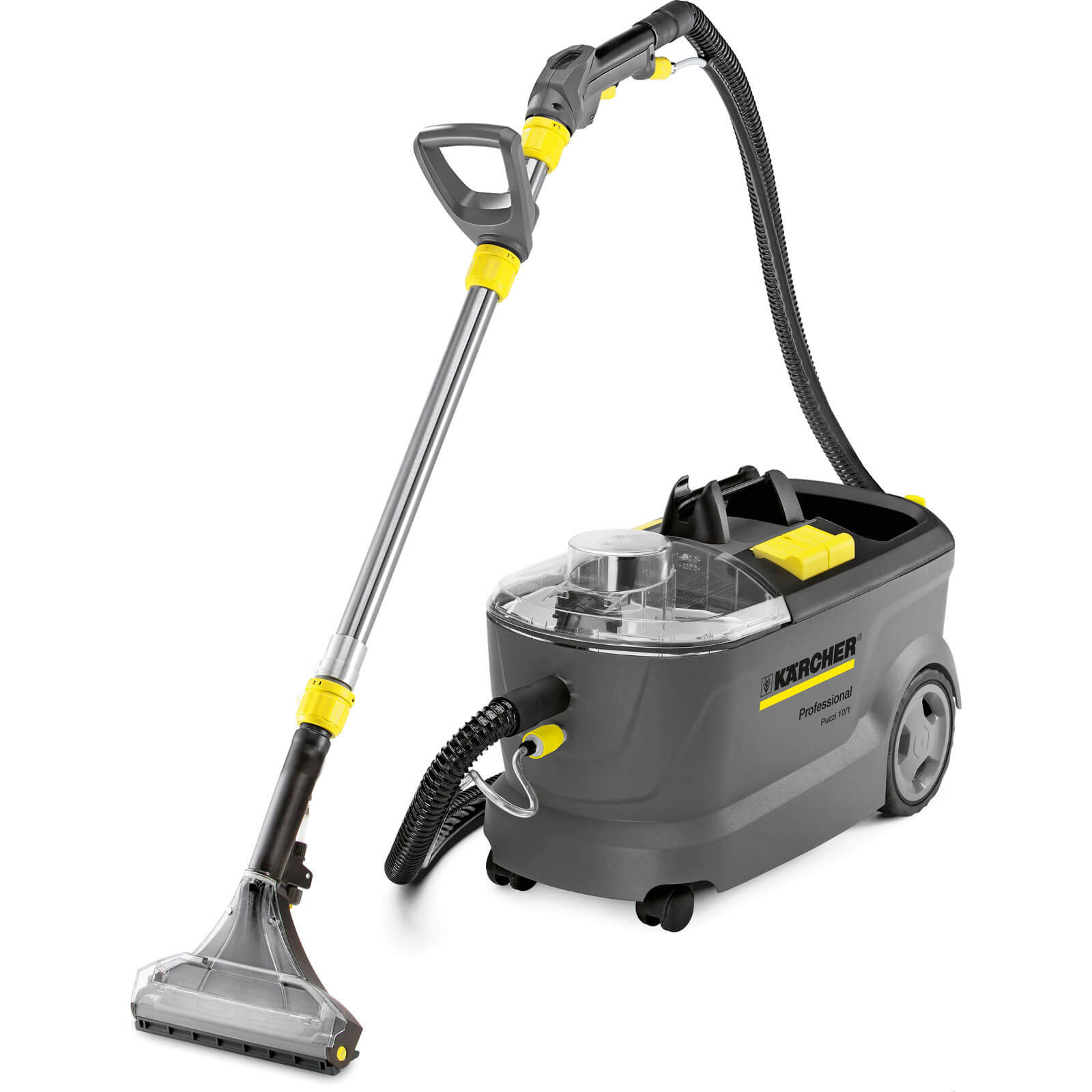 Karcher PUZZI 101 Professional Spray Extraction Carpet & Upholstery Cleaner 240v