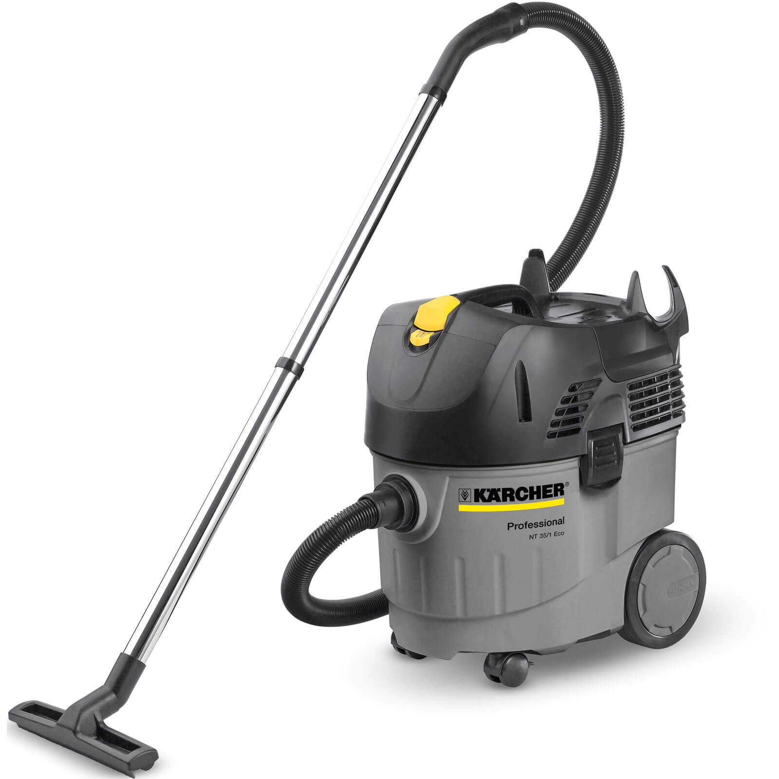 Karcher NT 351 TACT Professional Wet & Dry Vacuum Cleaner 240v