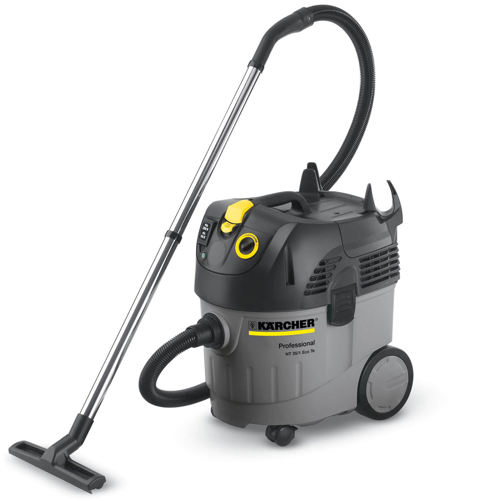Karcher NT 351 TACT TE Professional Wet & Dry Vacuum Cleaner 240v