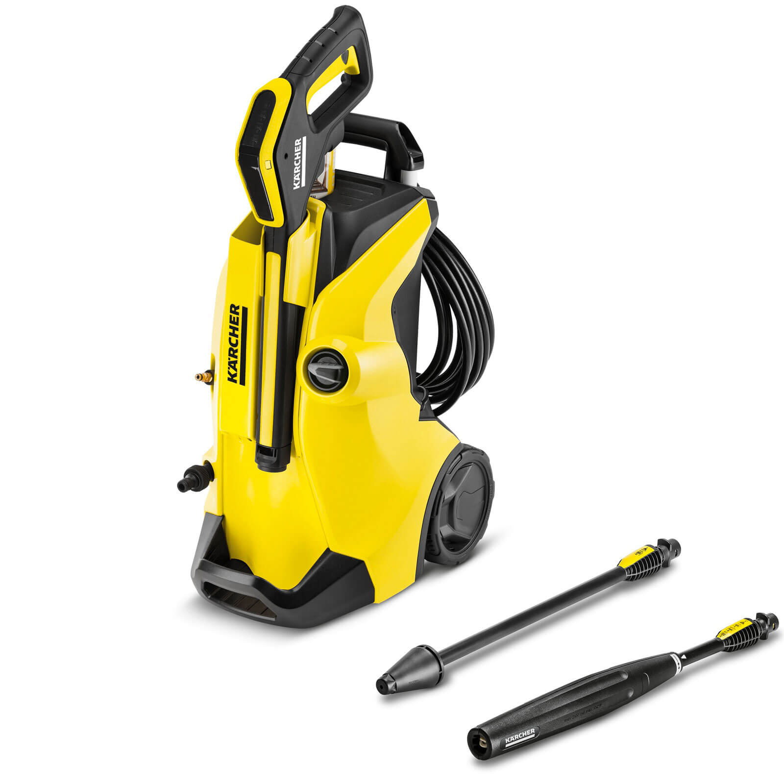 karcher full control k4 130bar pressure washer 240v 6428j. Black Bedroom Furniture Sets. Home Design Ideas