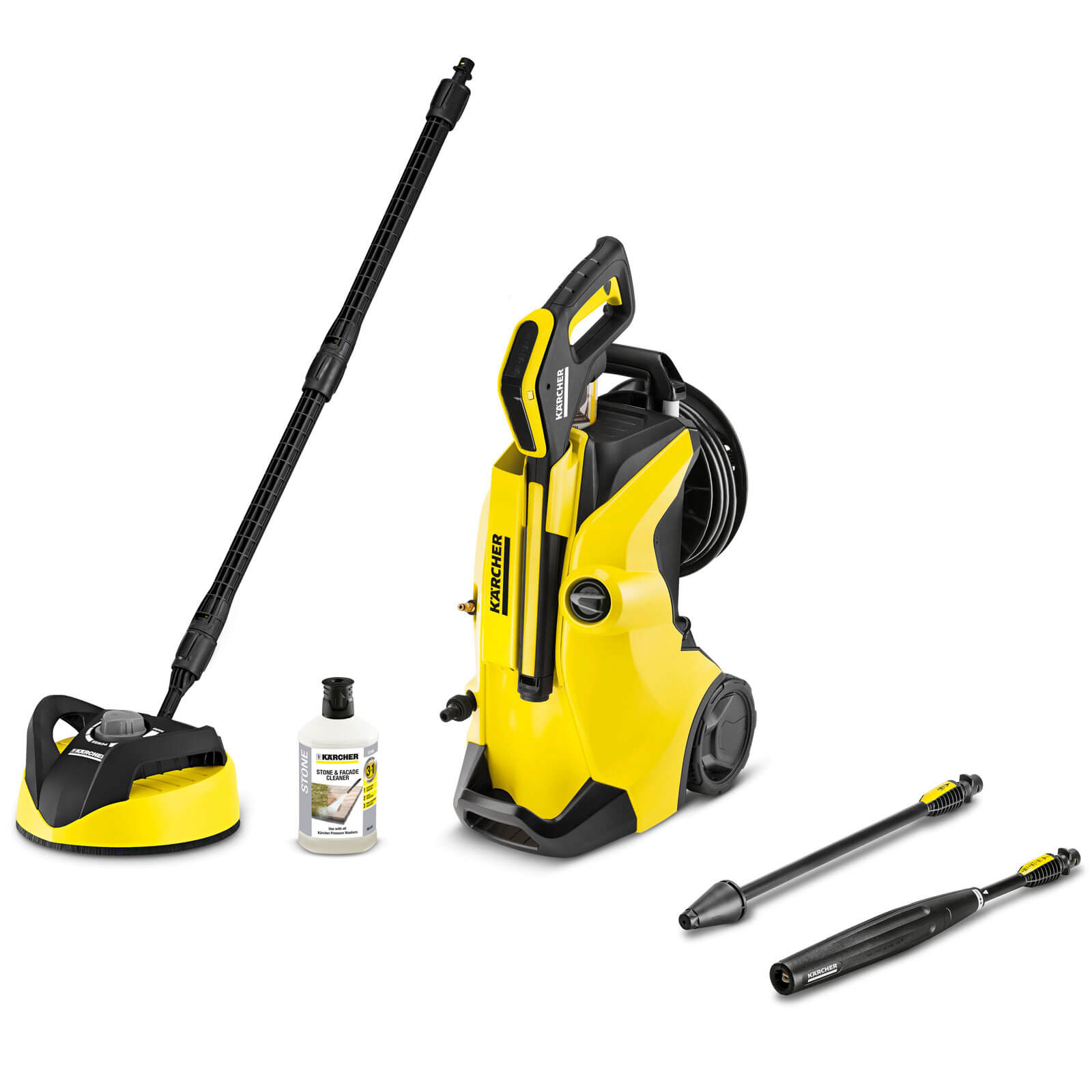 Karcher K4 Premium Full Control Pressure Washer 130 Bar 240v