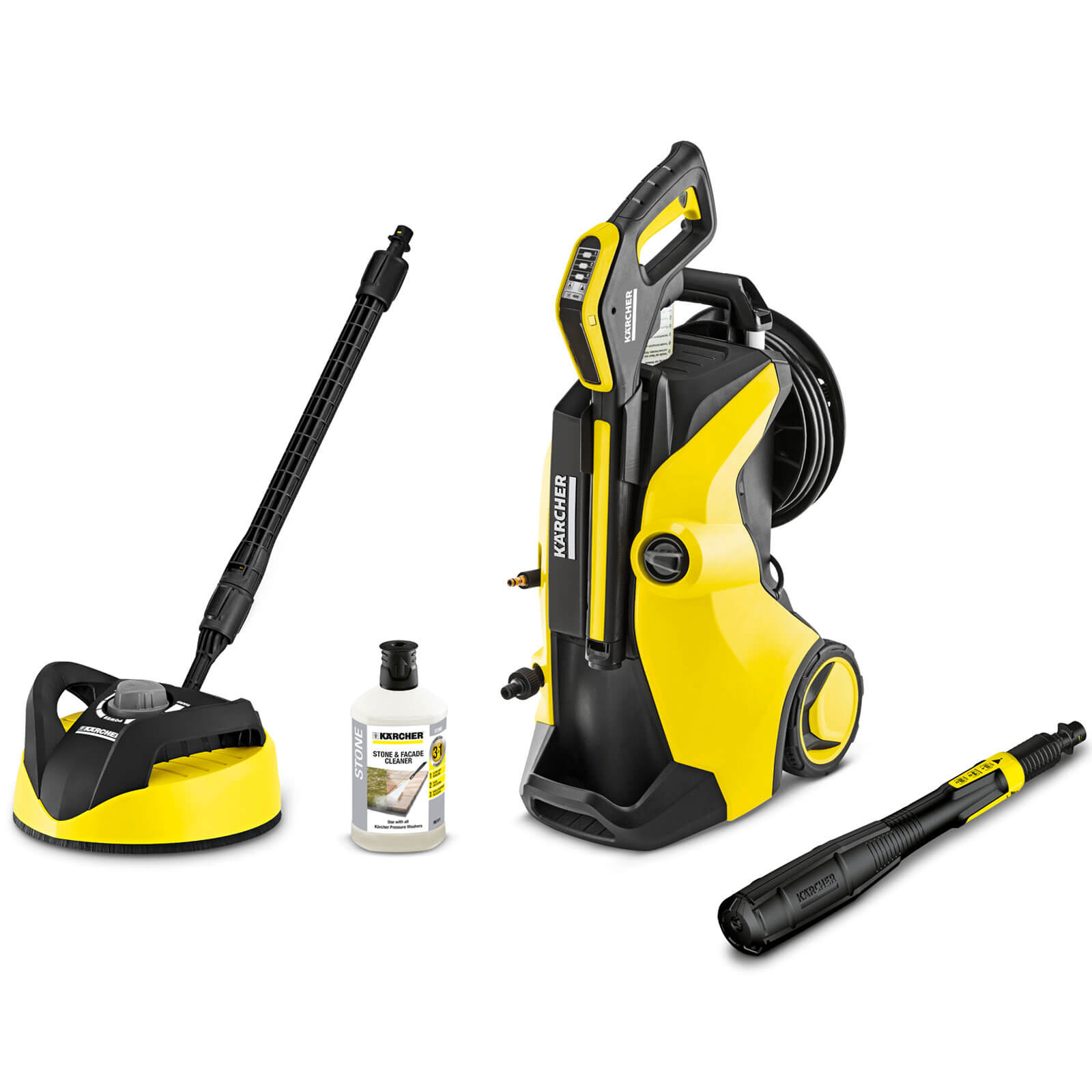 Karcher K5 Premium Full Control Plus Home Pressure Washer 145 Bar 240v