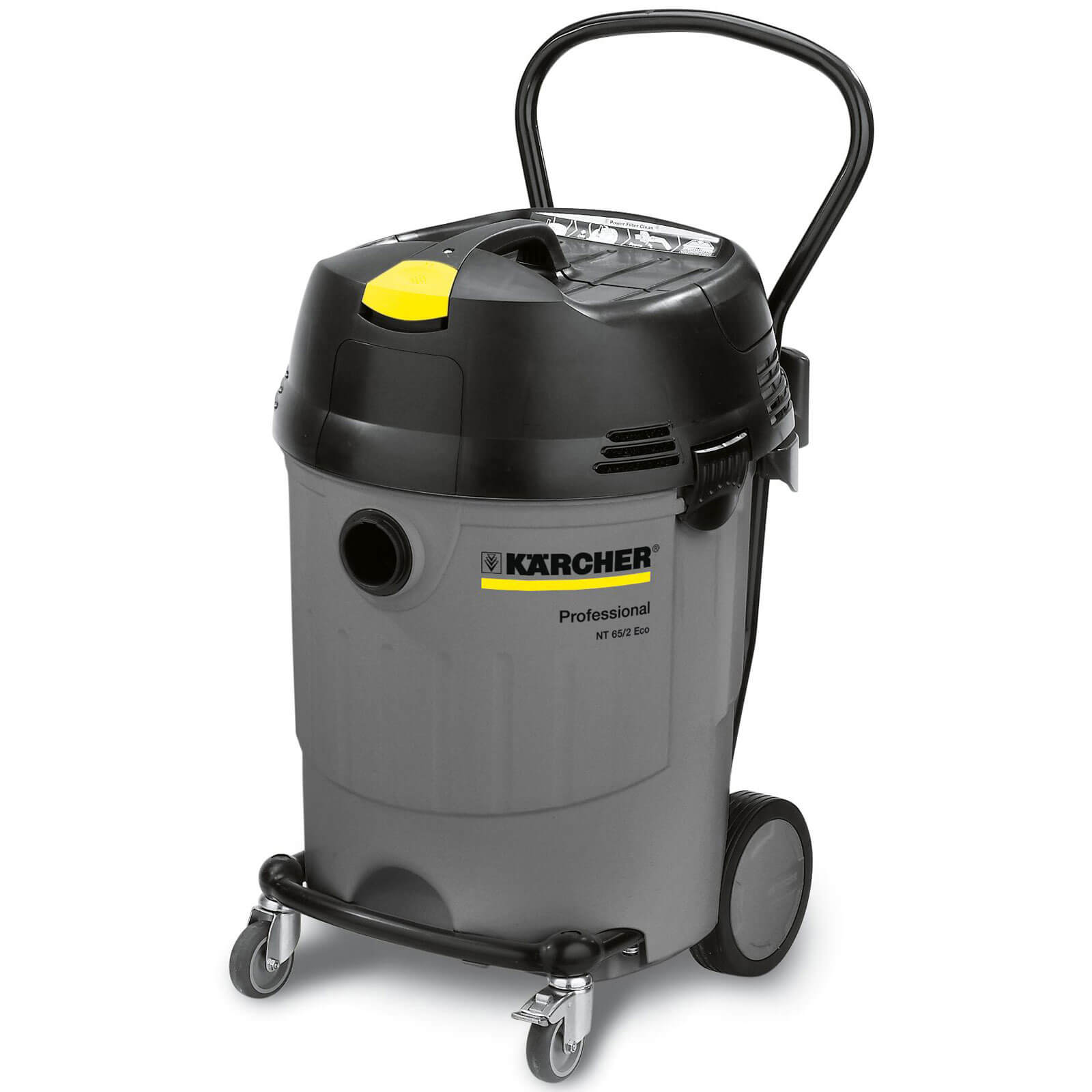 Karcher NT 652 ECO Professional Wet & Dry Vacuum Cleaner 110v