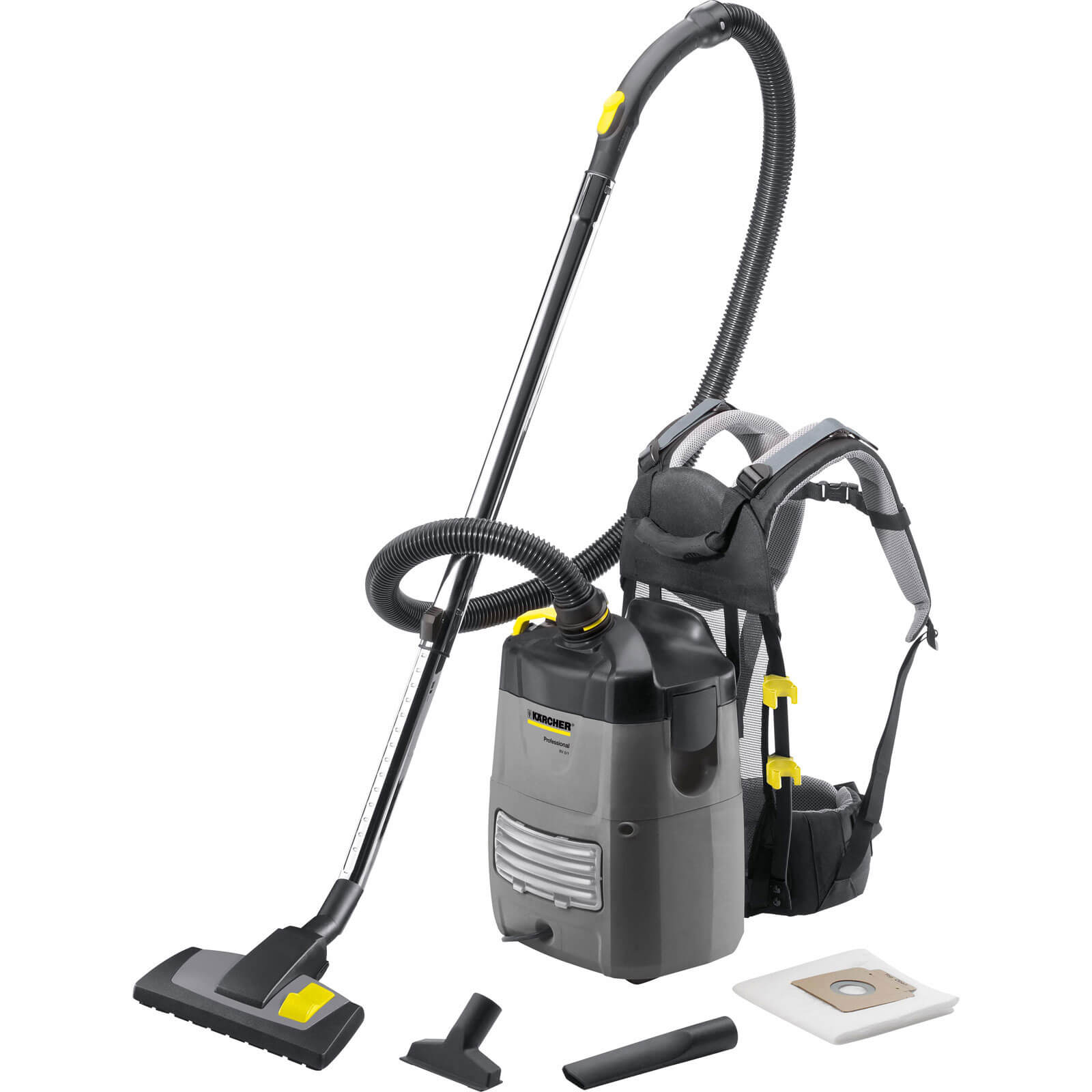 Karcher BV 51 Professional Back Pack Vacuum Cleaner 240v