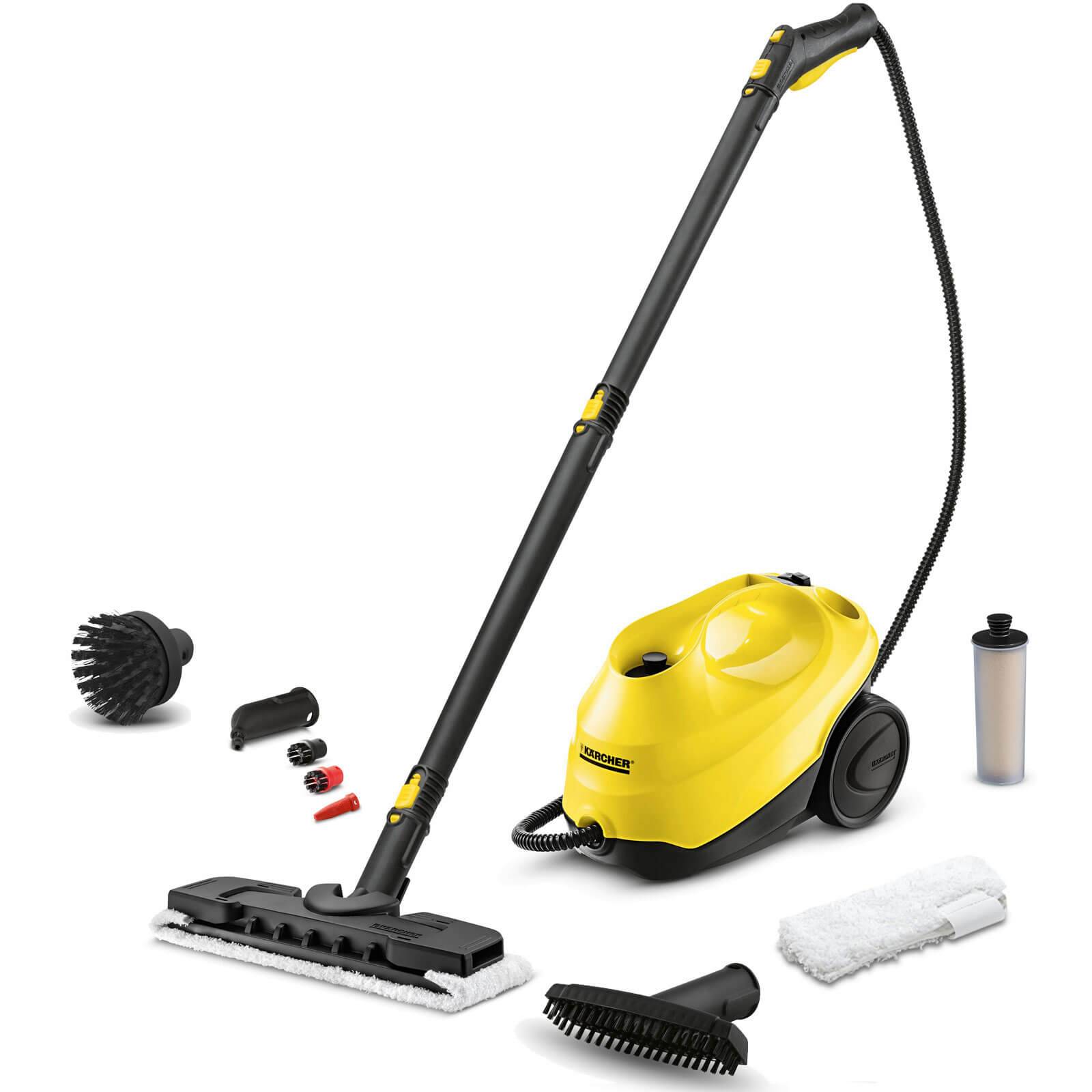 karcher sc 3 premium steam cleaner with 1l tank 1900w 240v tooled. Black Bedroom Furniture Sets. Home Design Ideas