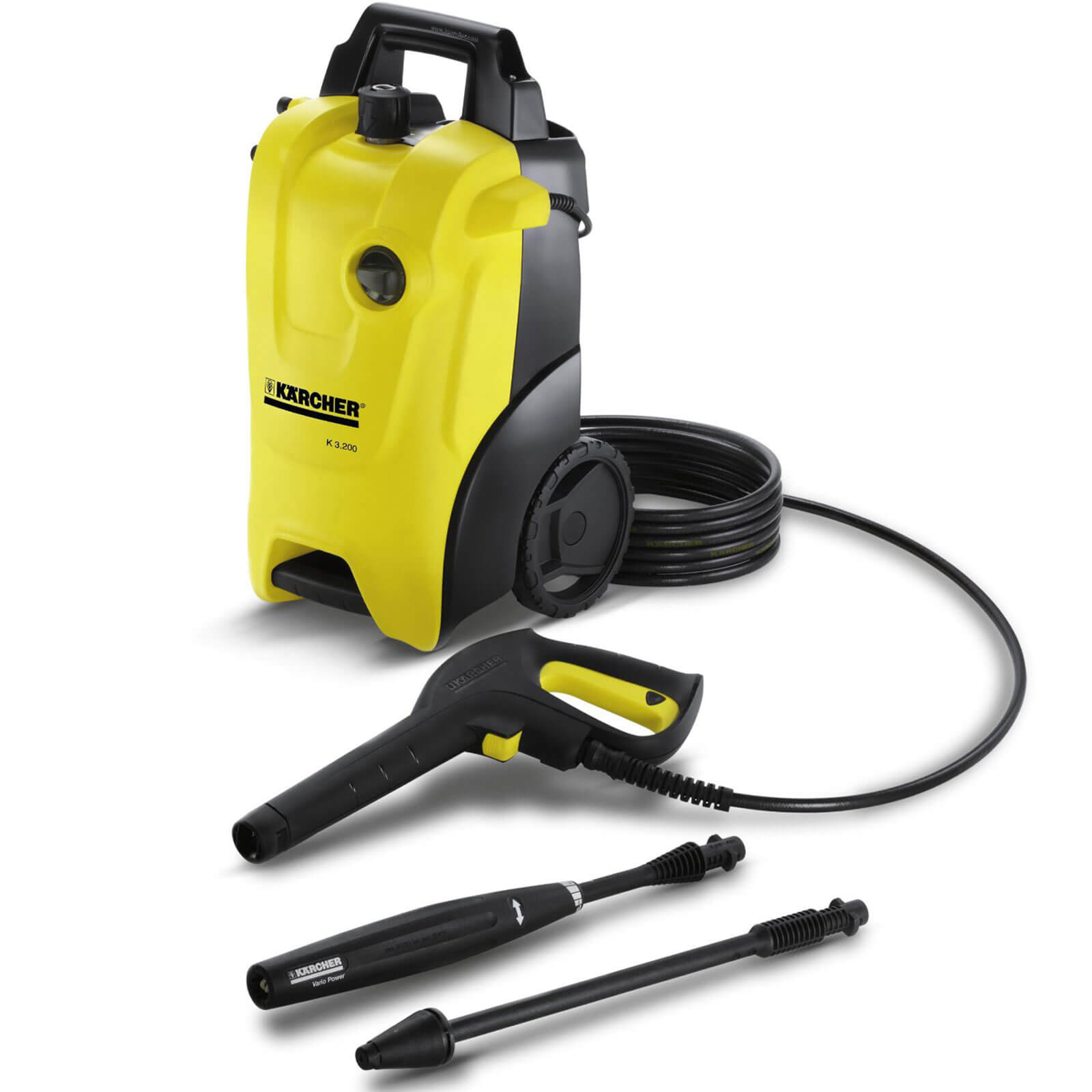 Zzz karcher compact water cooled pressure washer - Karcher k3 home ...
