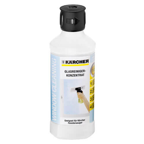 Karcher RM 500 Glass Cleaner Concentrate for Window Vacs 500ml