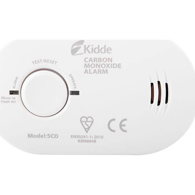 Image of Kidde 7 Year Carbon Monoxide Alarm