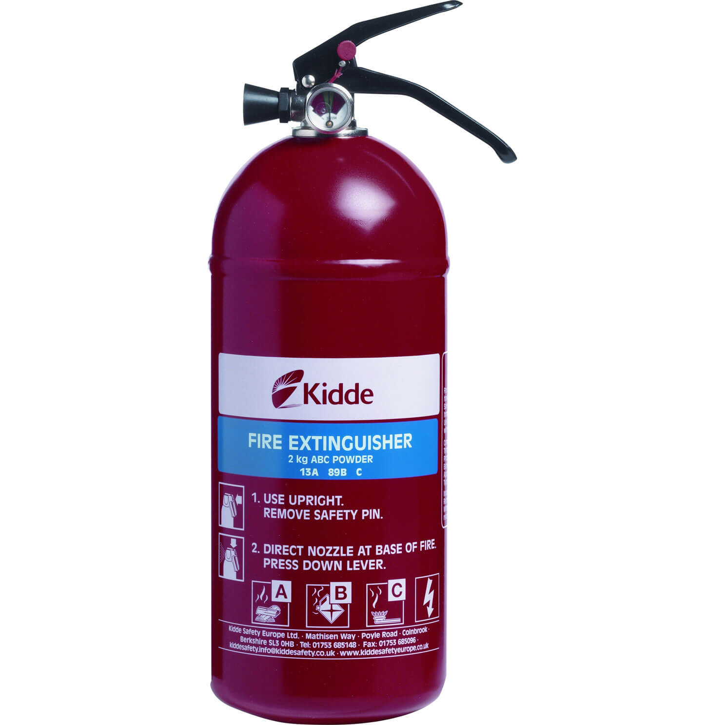 Image of Kidde All Purpose ABC Fire Extinguisher