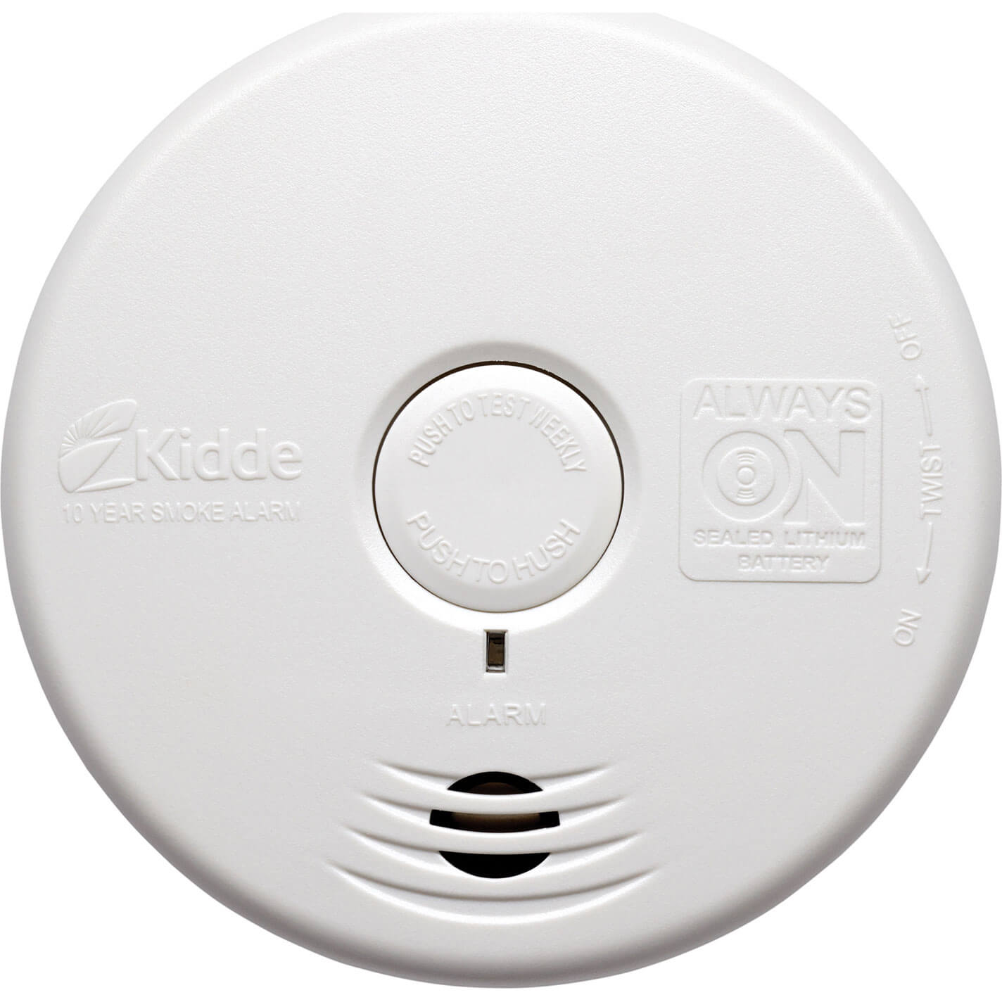 Image of Kidde Homeprotect Living Areas Smoke Alarm