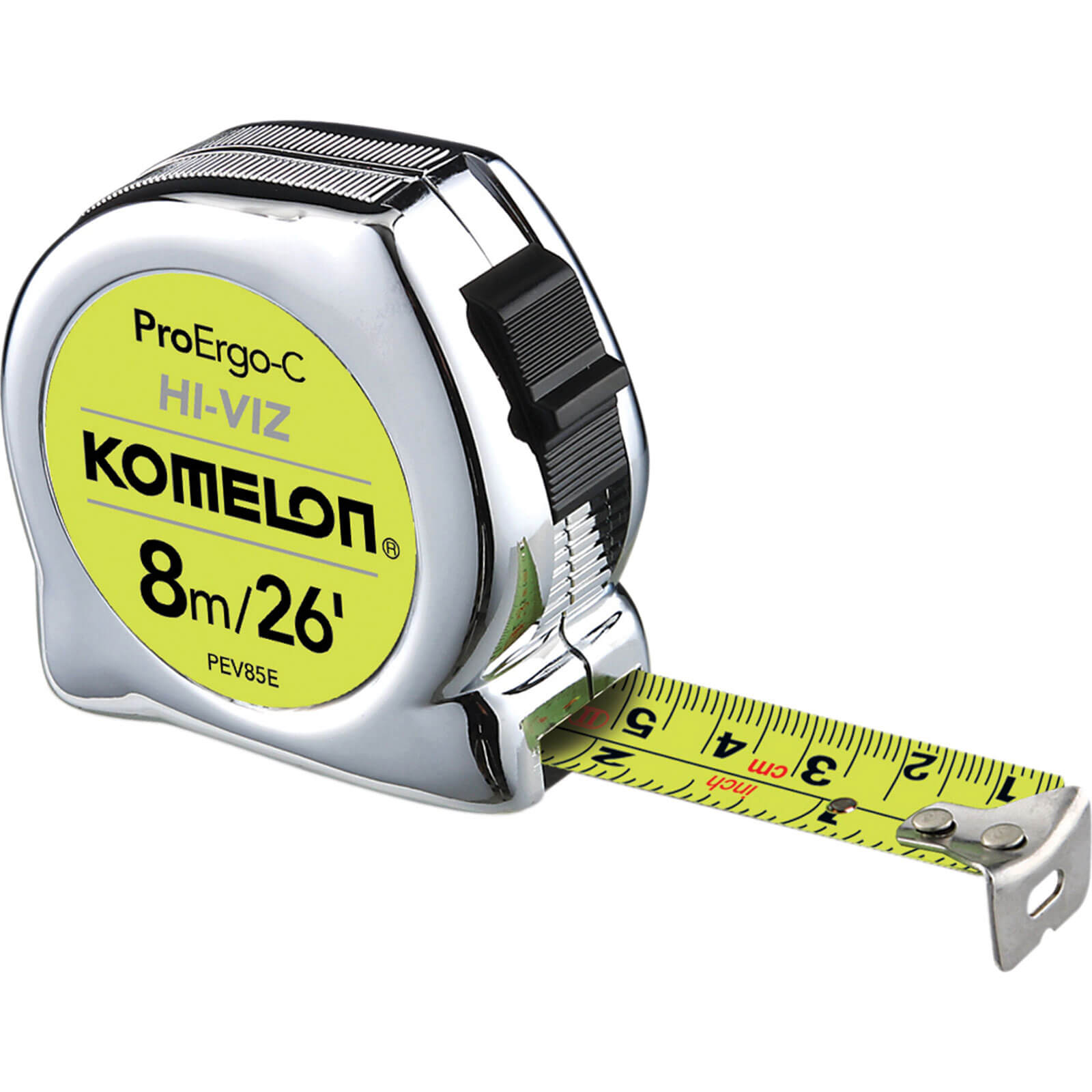 Image of Komelon The Professional Tape Imperial & Metric 26ft / 8m 25mm