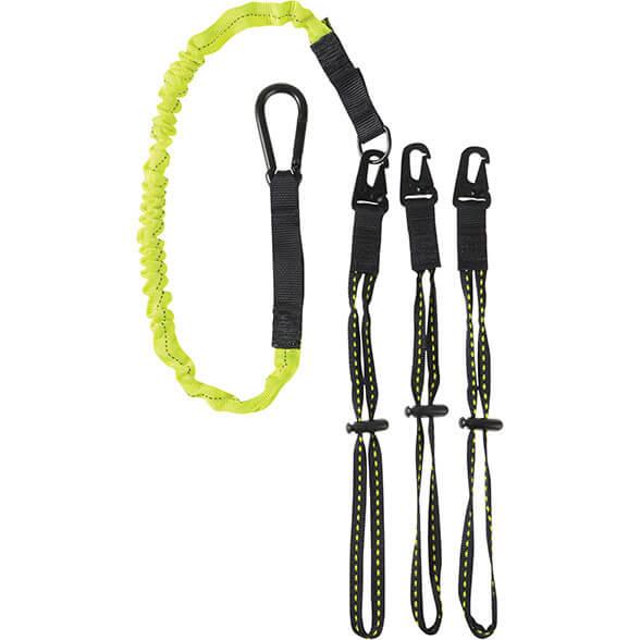 Kunys Triple Tool Safety Lanyard
