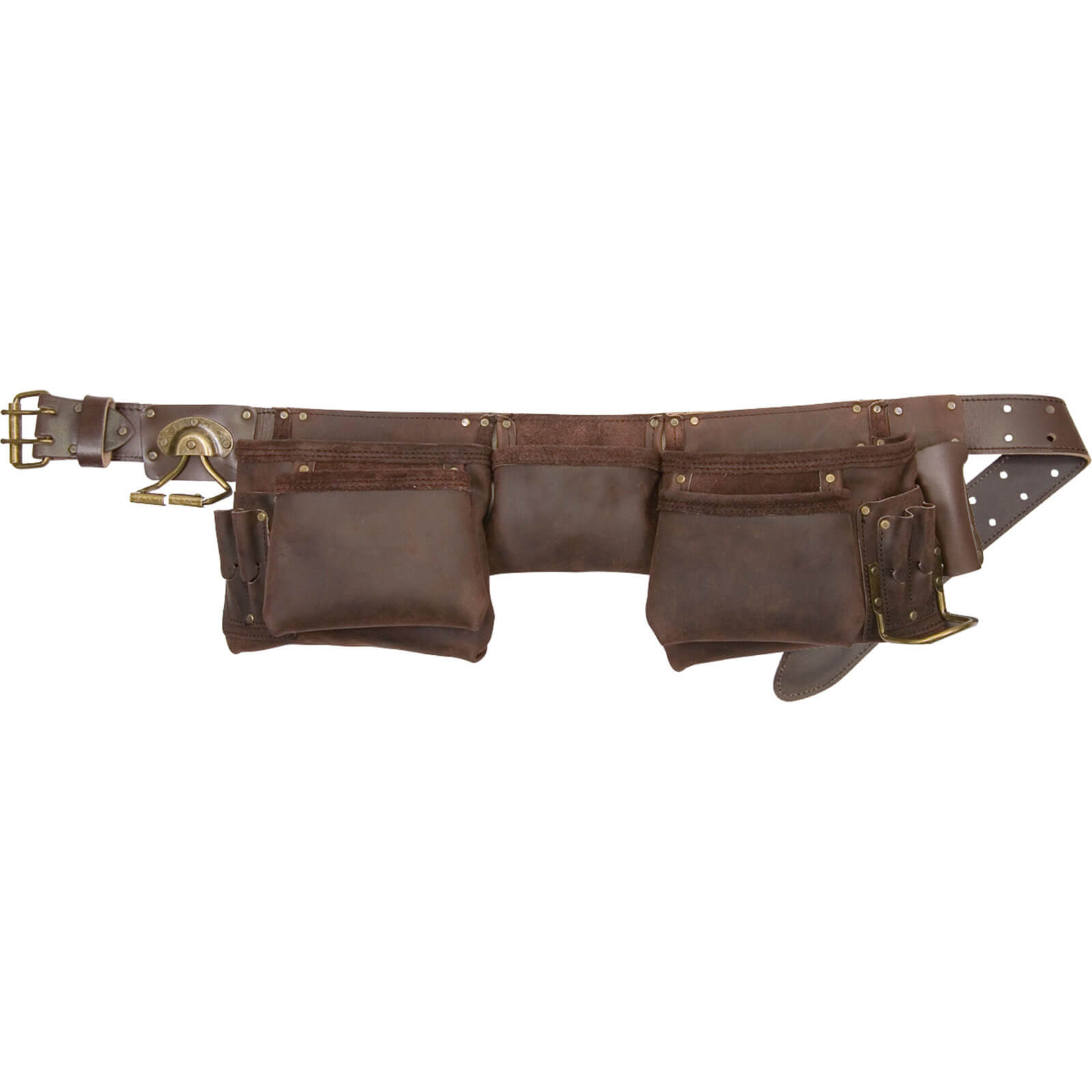 Image of Kunys 12 Pocket Leather Tool Belt