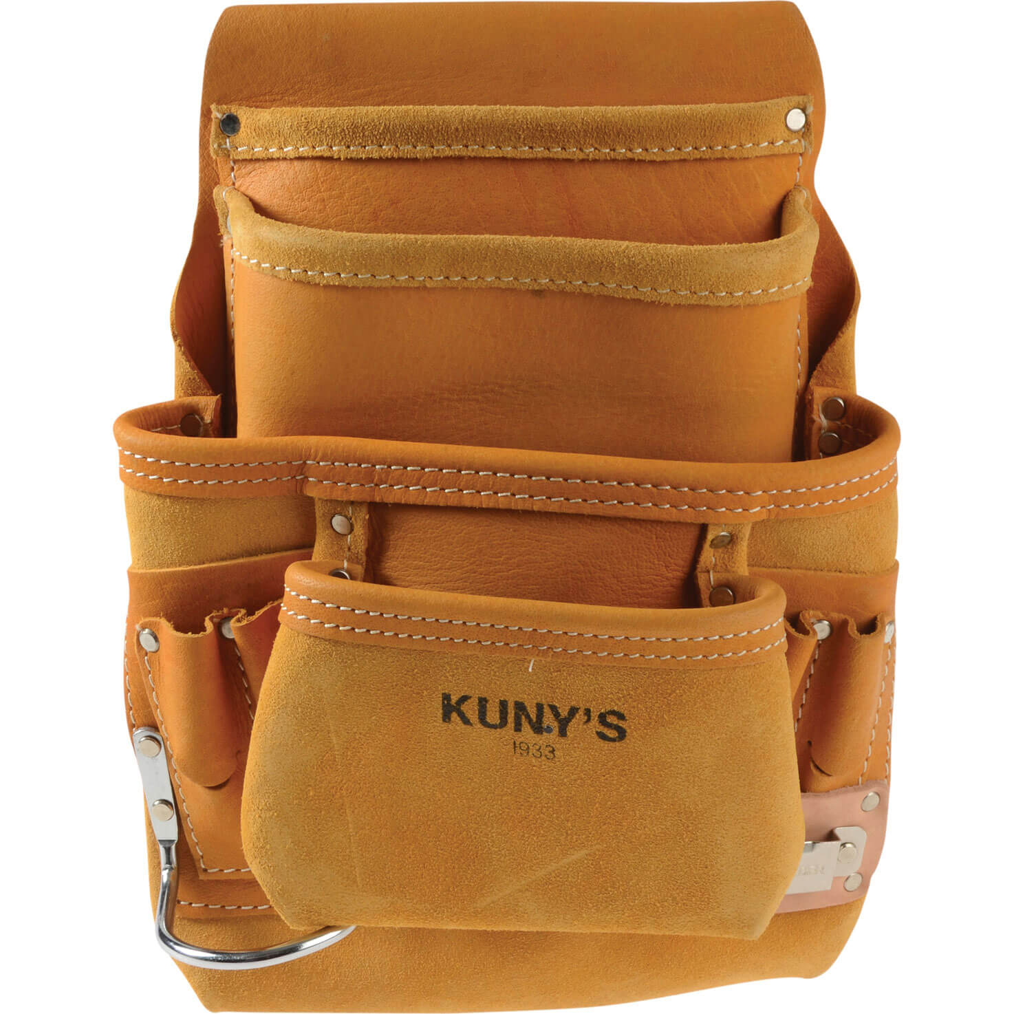 Image of Kunys 10 Pocket Carpenters Nail & Tool Bag