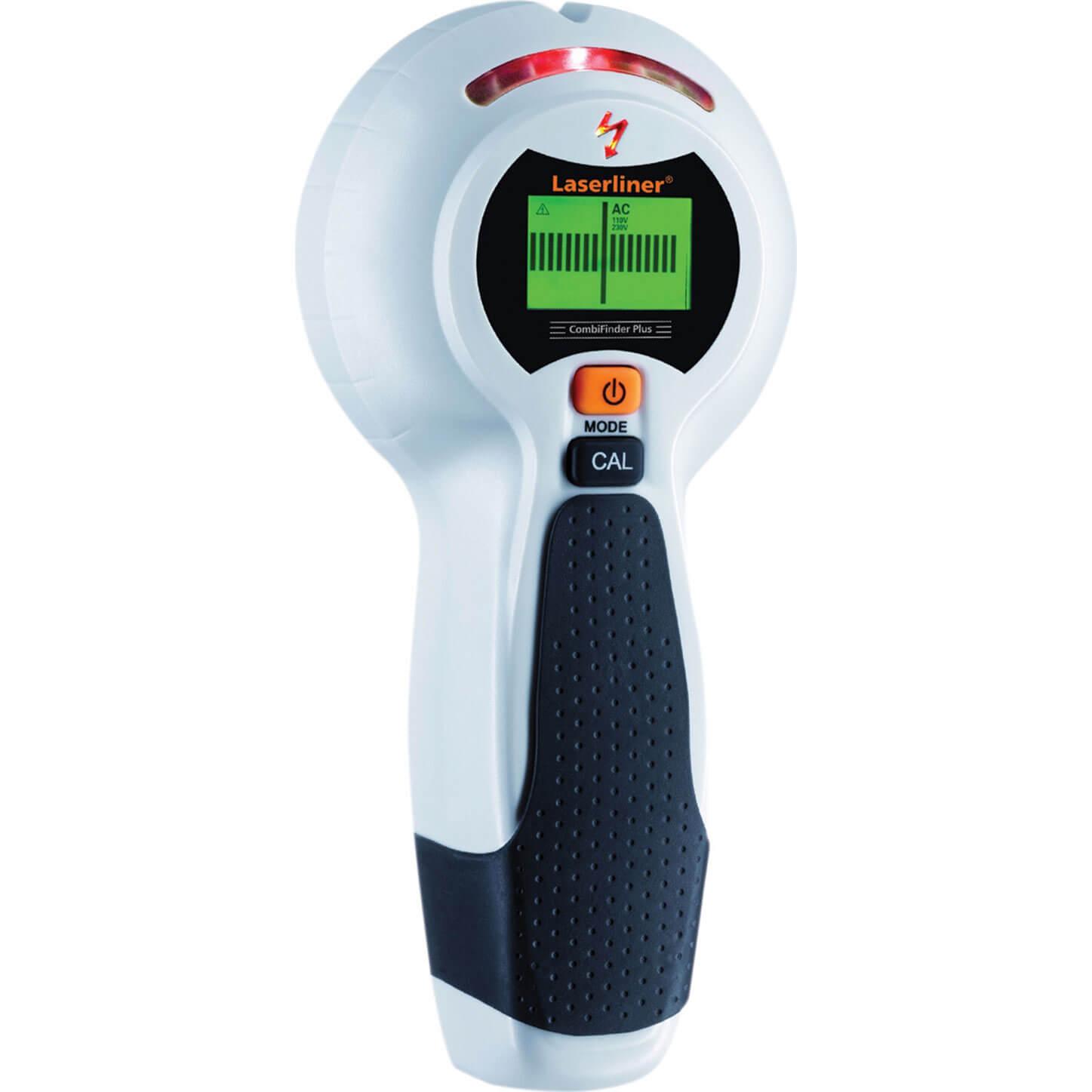 Image of LaserLiner Combifinder Plus Wall Scanner & Detector