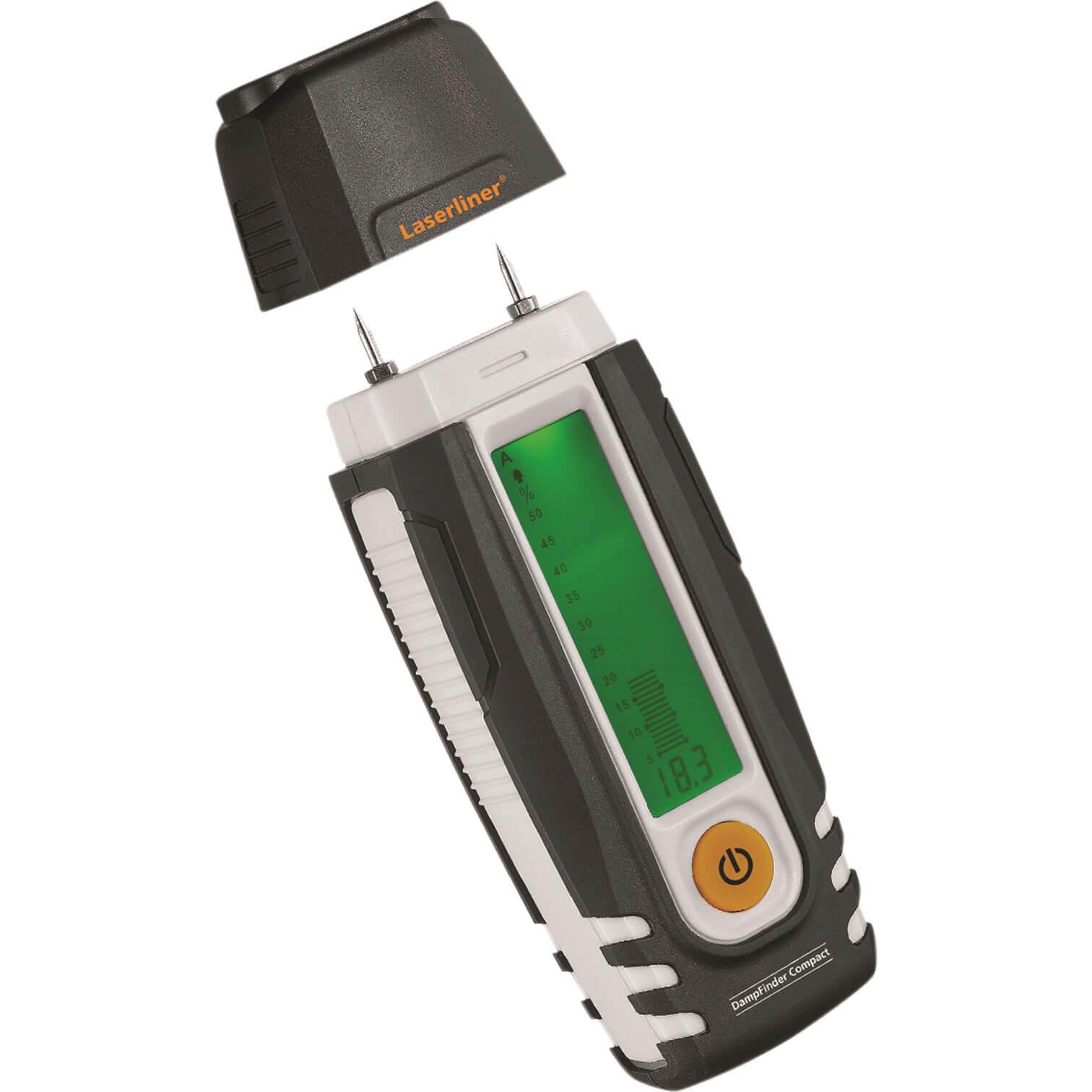 Image of LaserLiner Dampfinder Compact Damp Meter