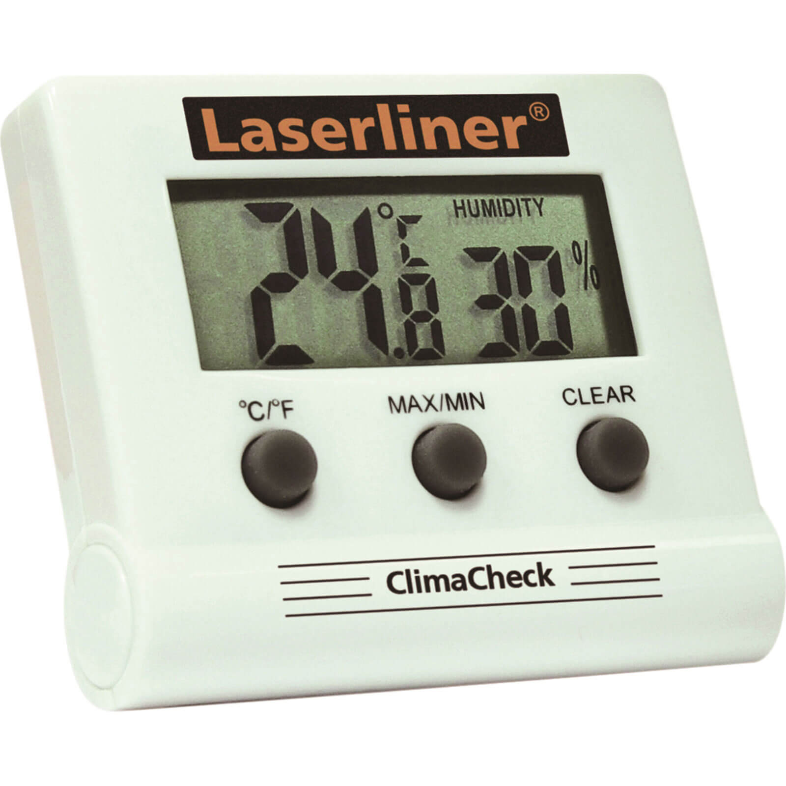 Image of LaserLiner Climacheck Digital Humidity & Temperature