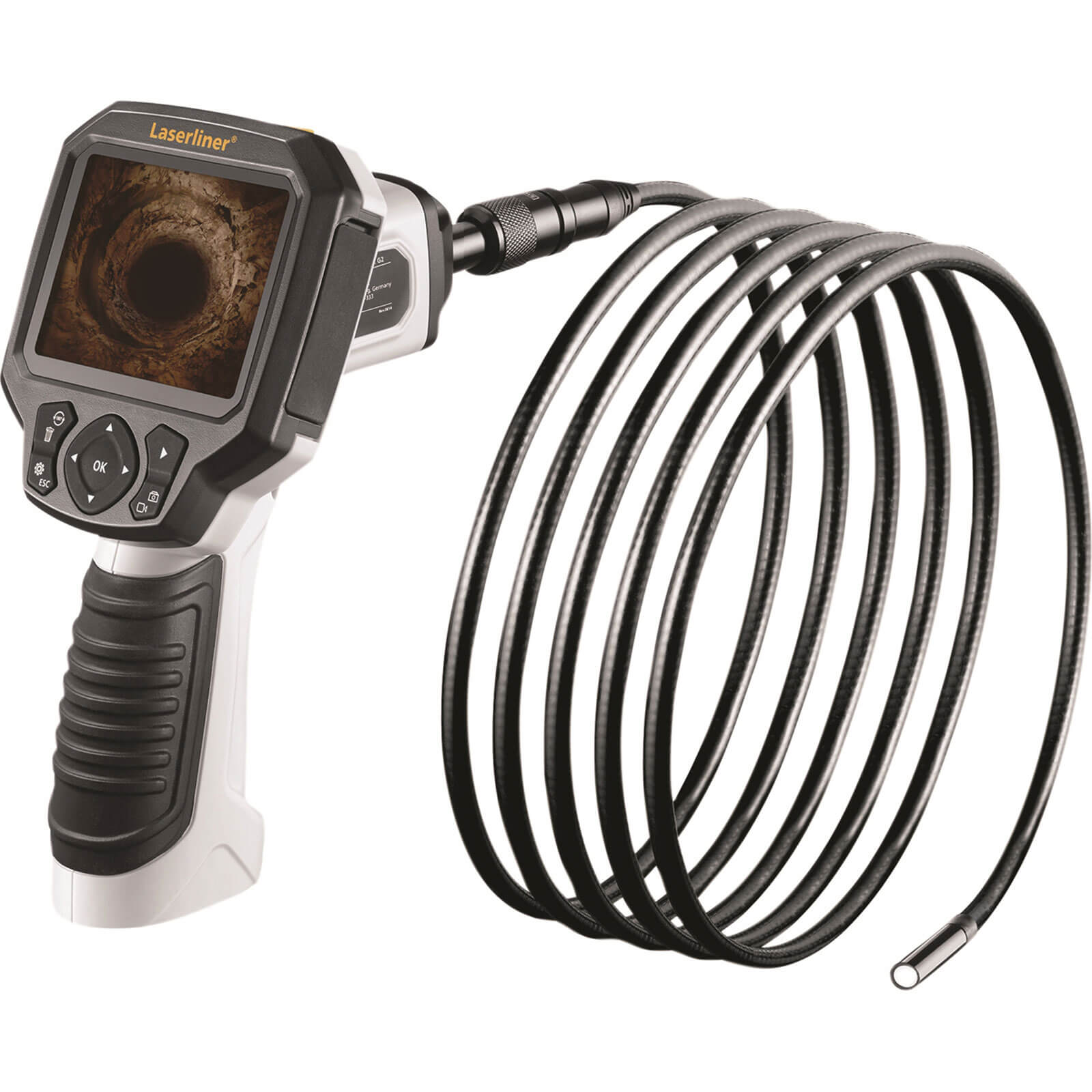 Image of LaserLiner Videoflex G3 Professional Inspection Camera 10 Metre Long