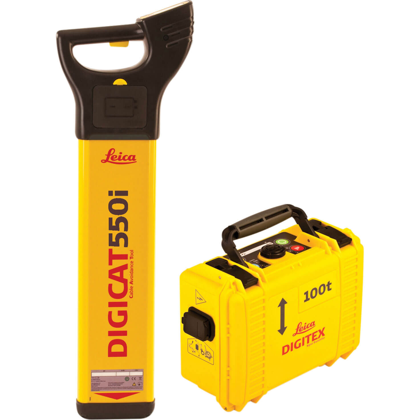 Image of Leica Geosystems Digicat 550L Utility Detector Kit