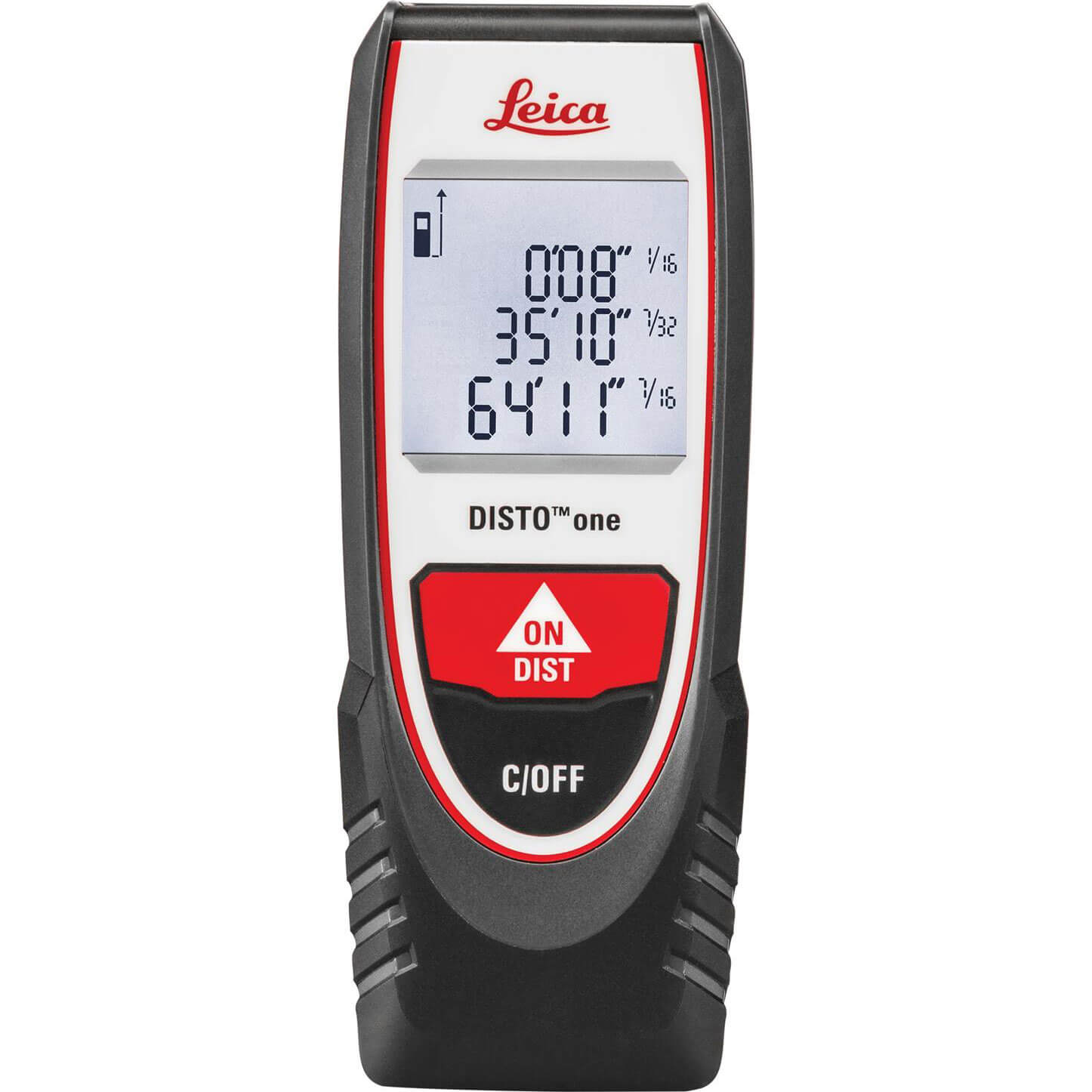 Image of Leica Geosystems Disto ONE Distance Laser Measure 20m / 65ft