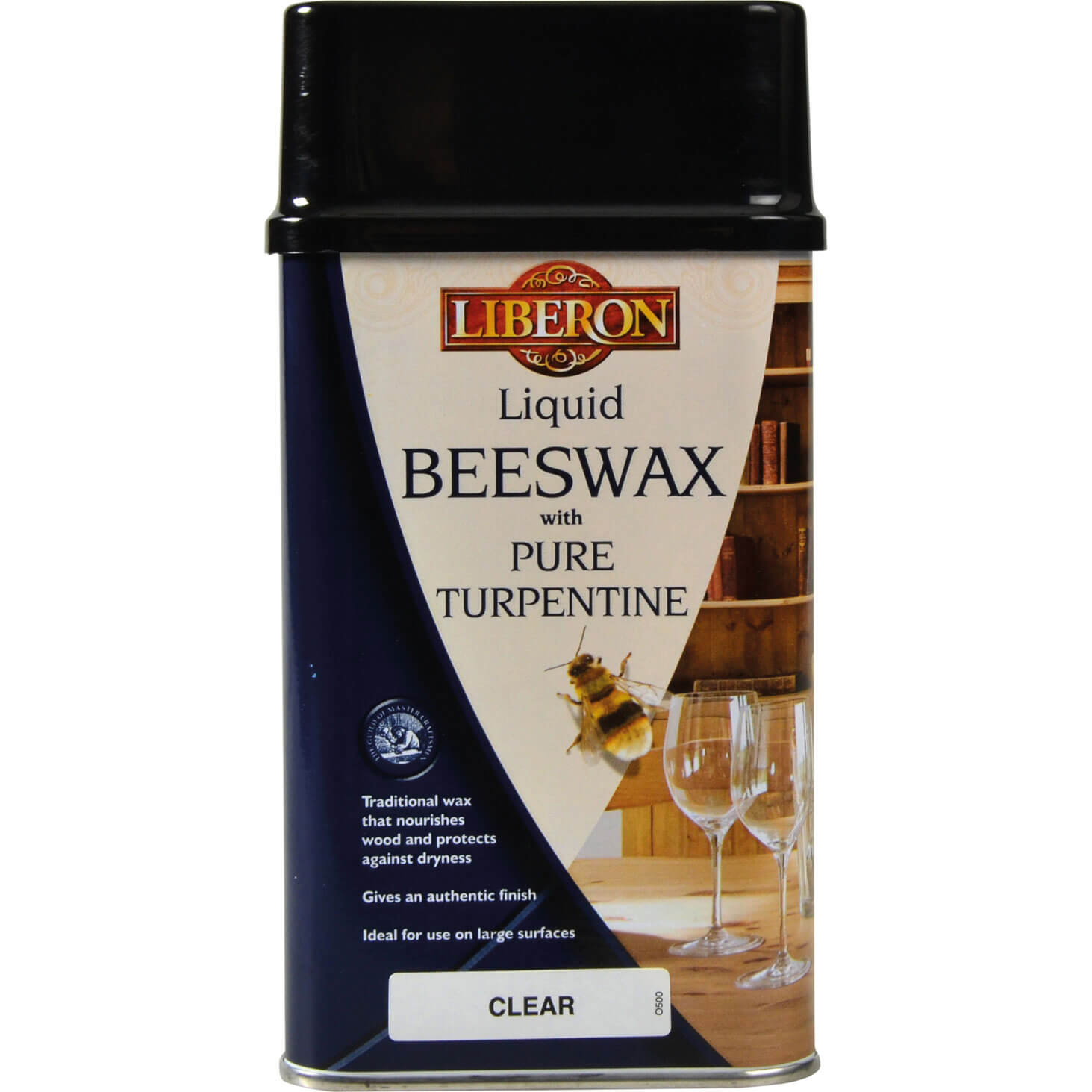 Image of Liberon Beeswax Liquid Clear 500ml