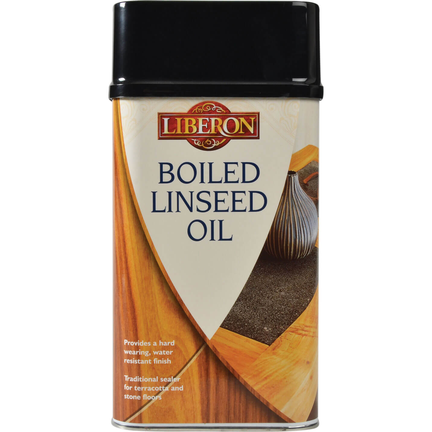 Image of Liberon Boiled Linseed Oil 1l