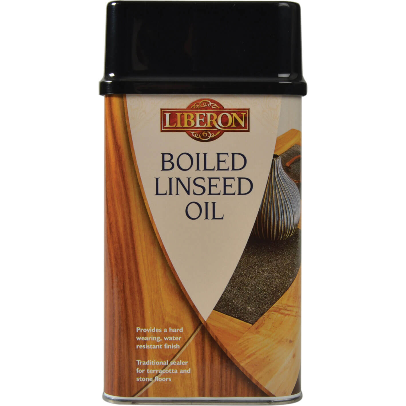 Image of Liberon Boiled Linseed Oil 500ml