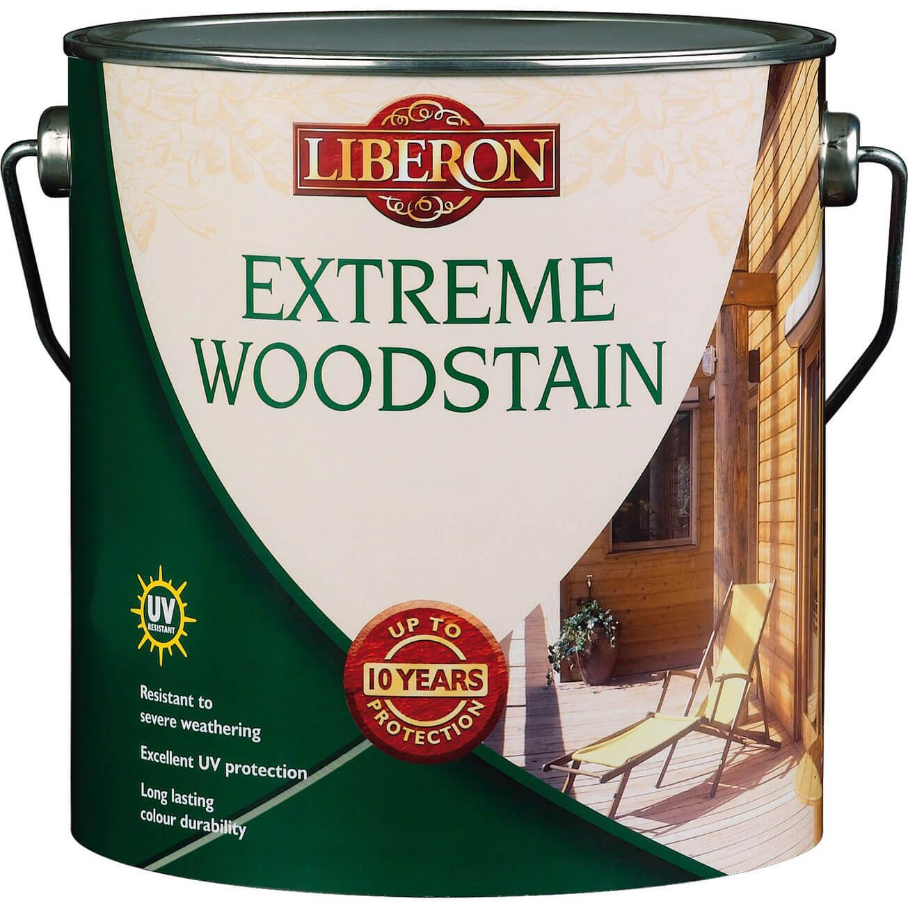 Image of Liberon Extreme Woodstain Honey Pine 2.5l
