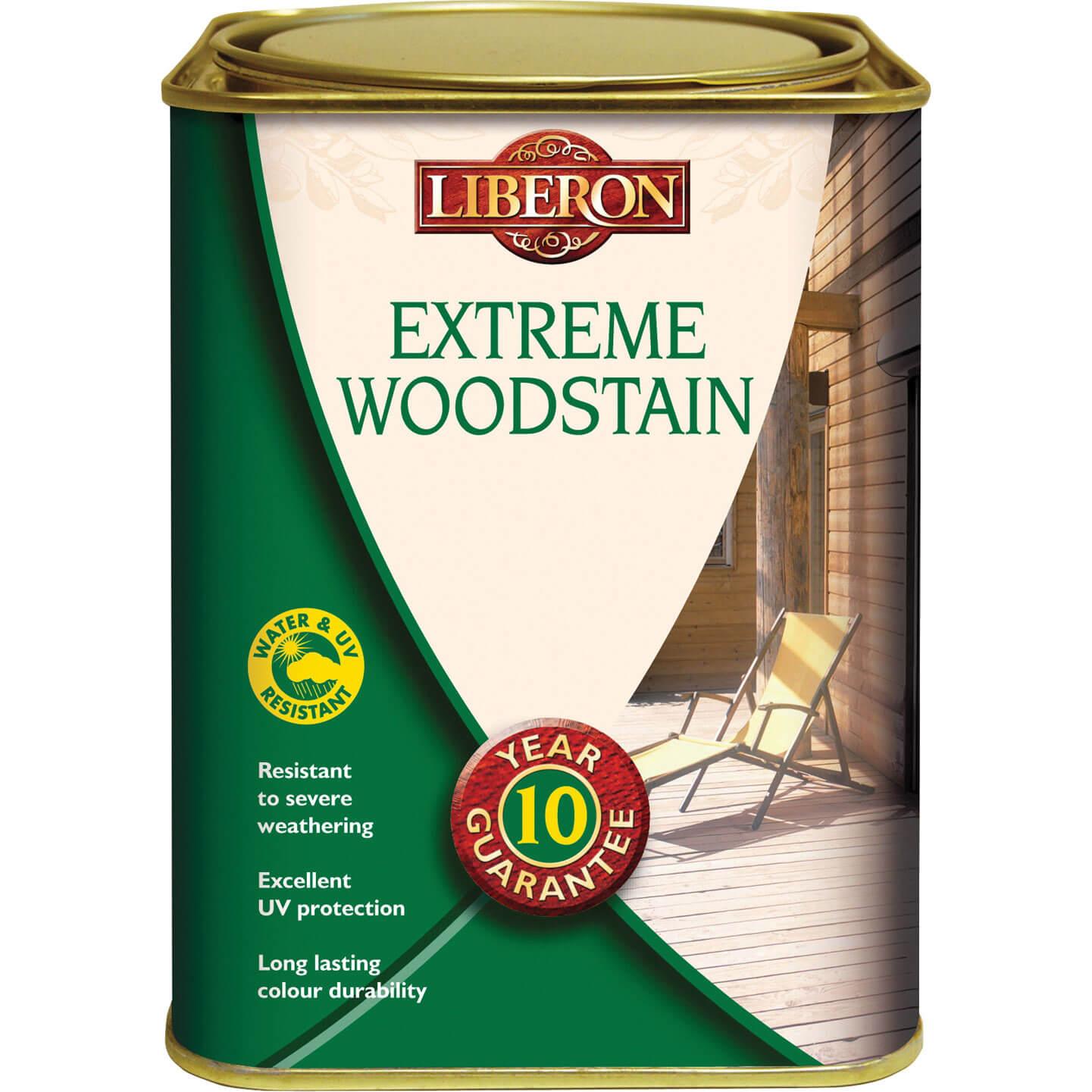 Image of Liberon Extreme Woodstain Honey Pine 1l