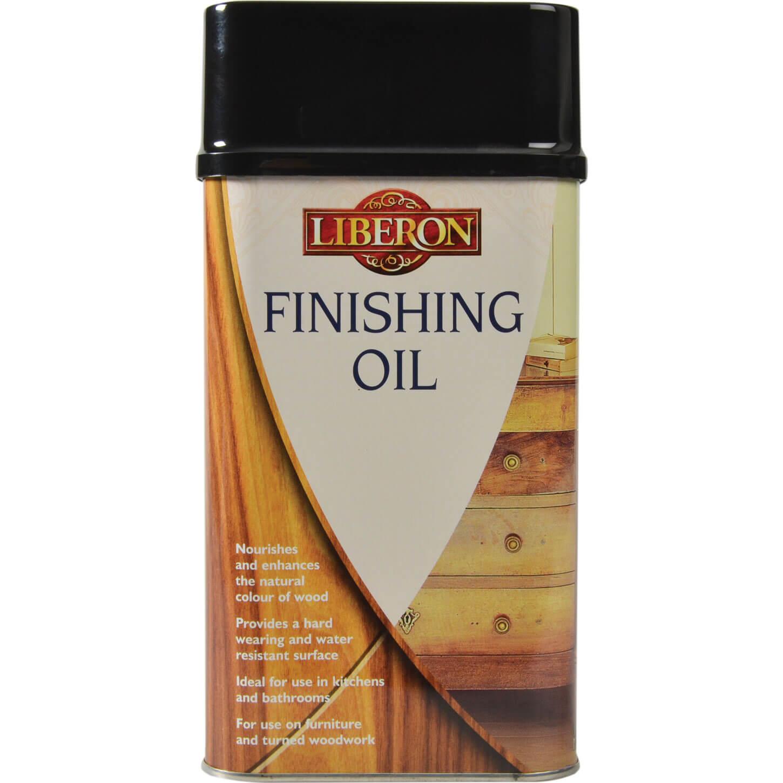 Image of Liberon Finishing Oil 1l