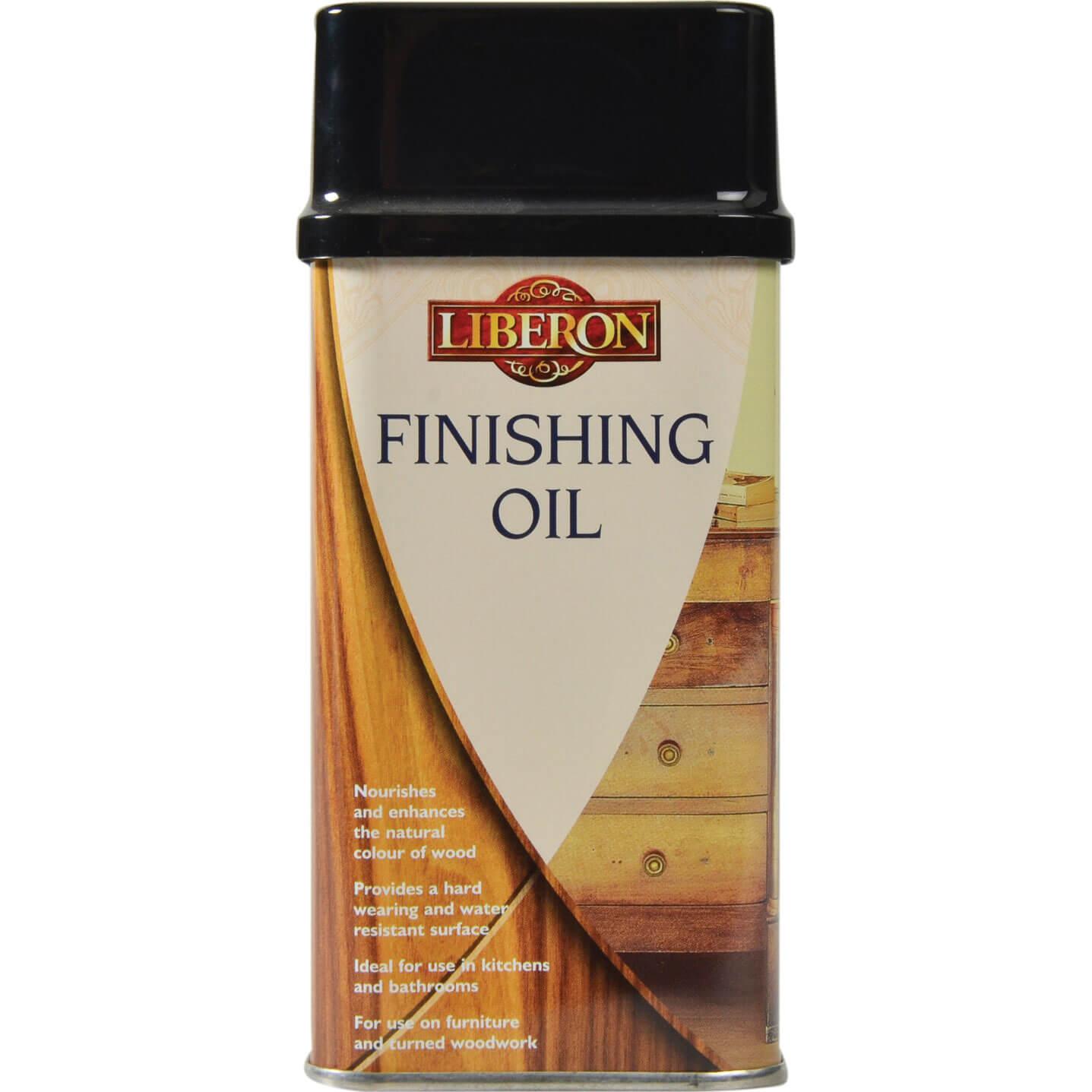 Image of Liberon Finishing Oil 250ml