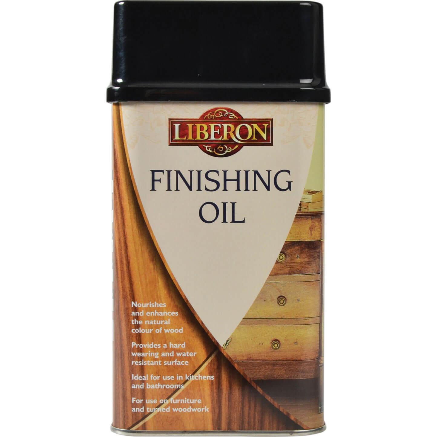 Image of Liberon Finishing Oil 500ml