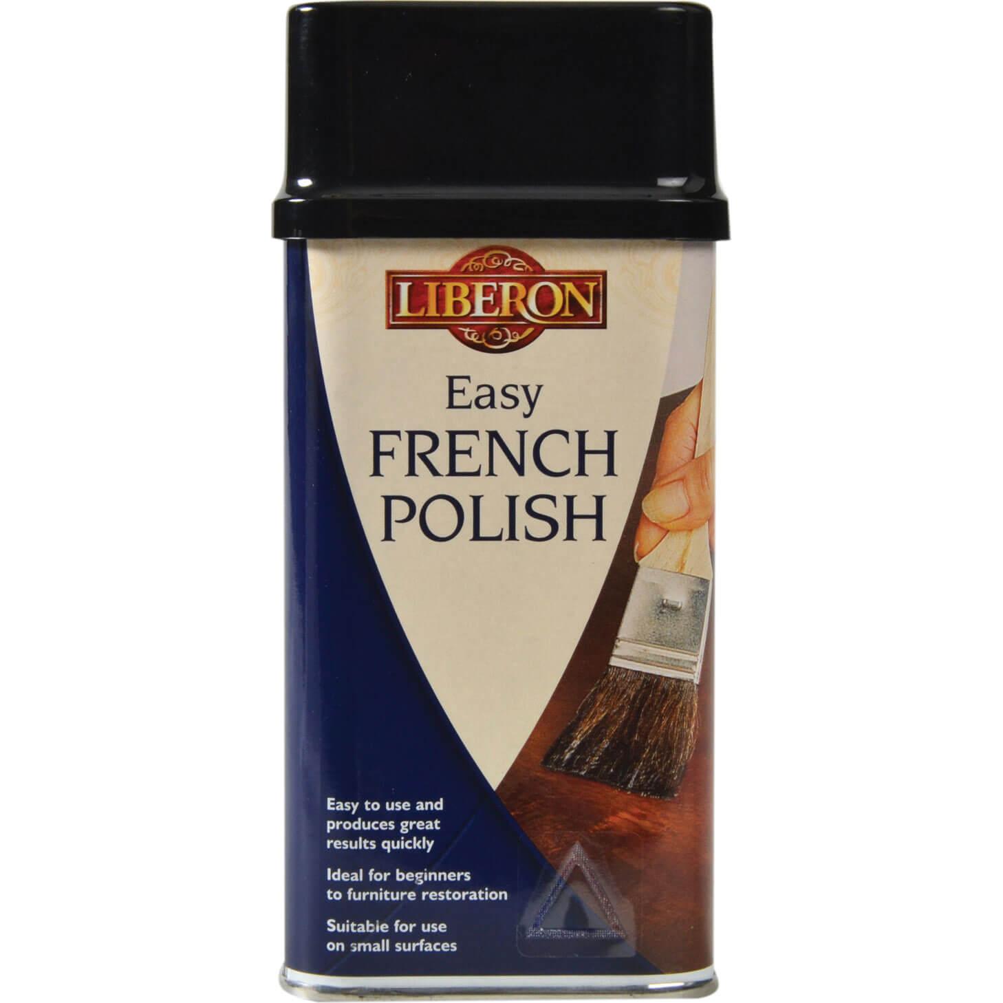 Image of Liberon Easy French Polish 250ml Clear