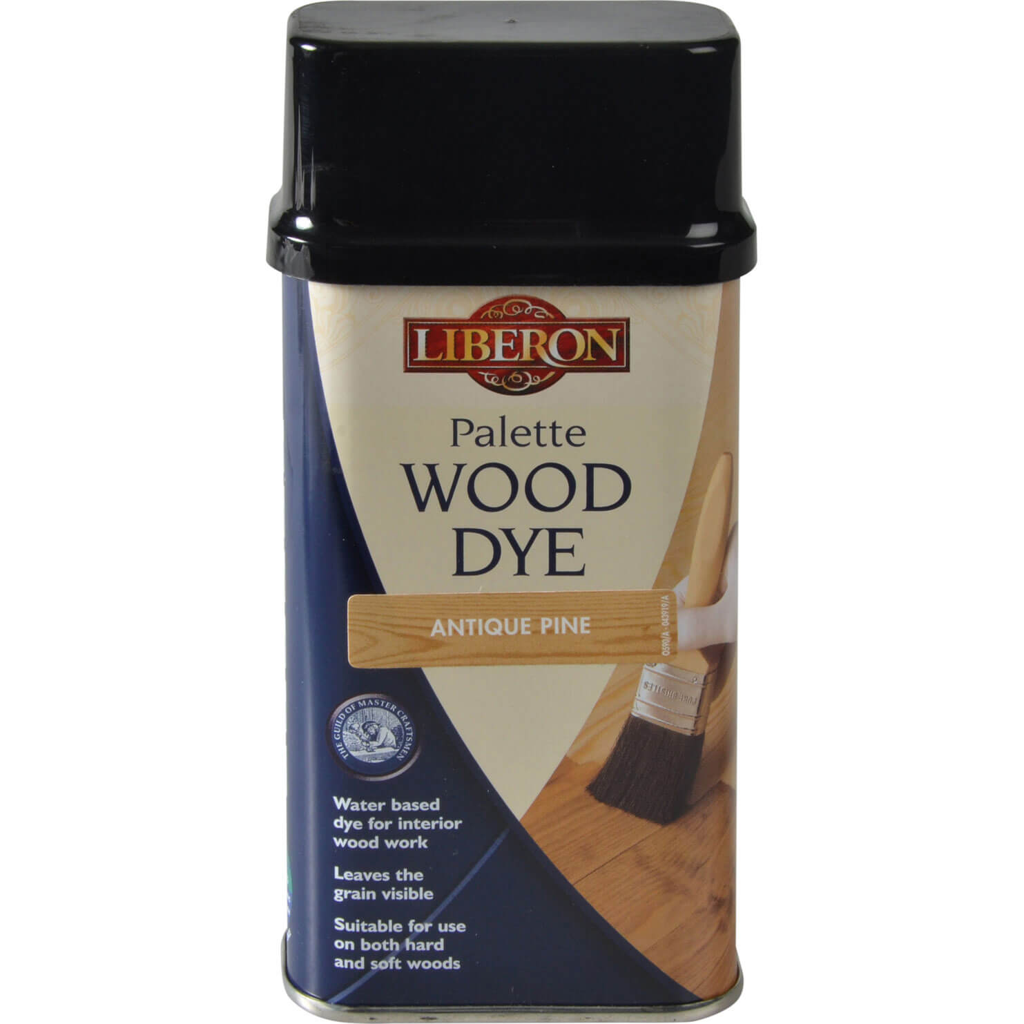 Image of Liberon Palette Wood Dye Antique Pine 250ml
