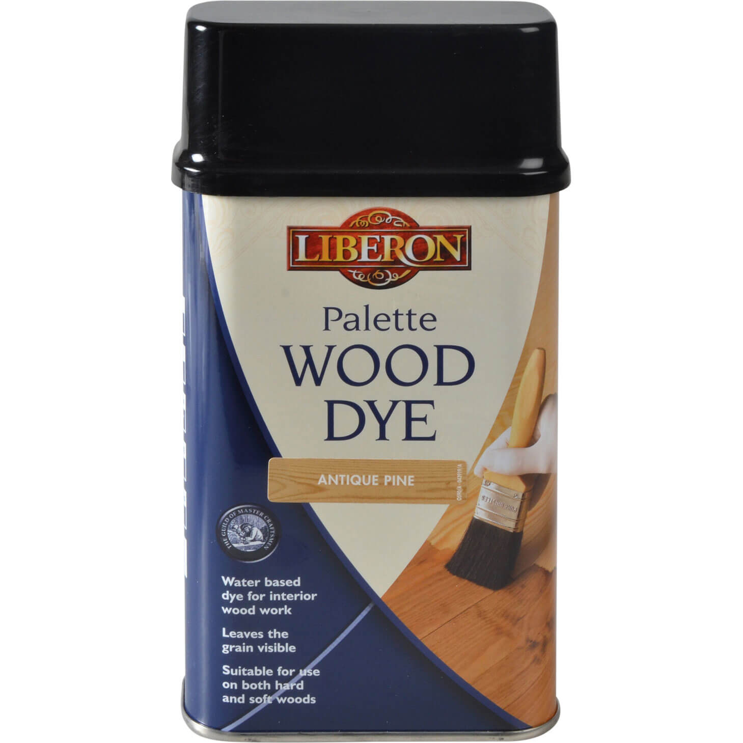 Image of Liberon Palette Wood Dye Antique Pine 500ml