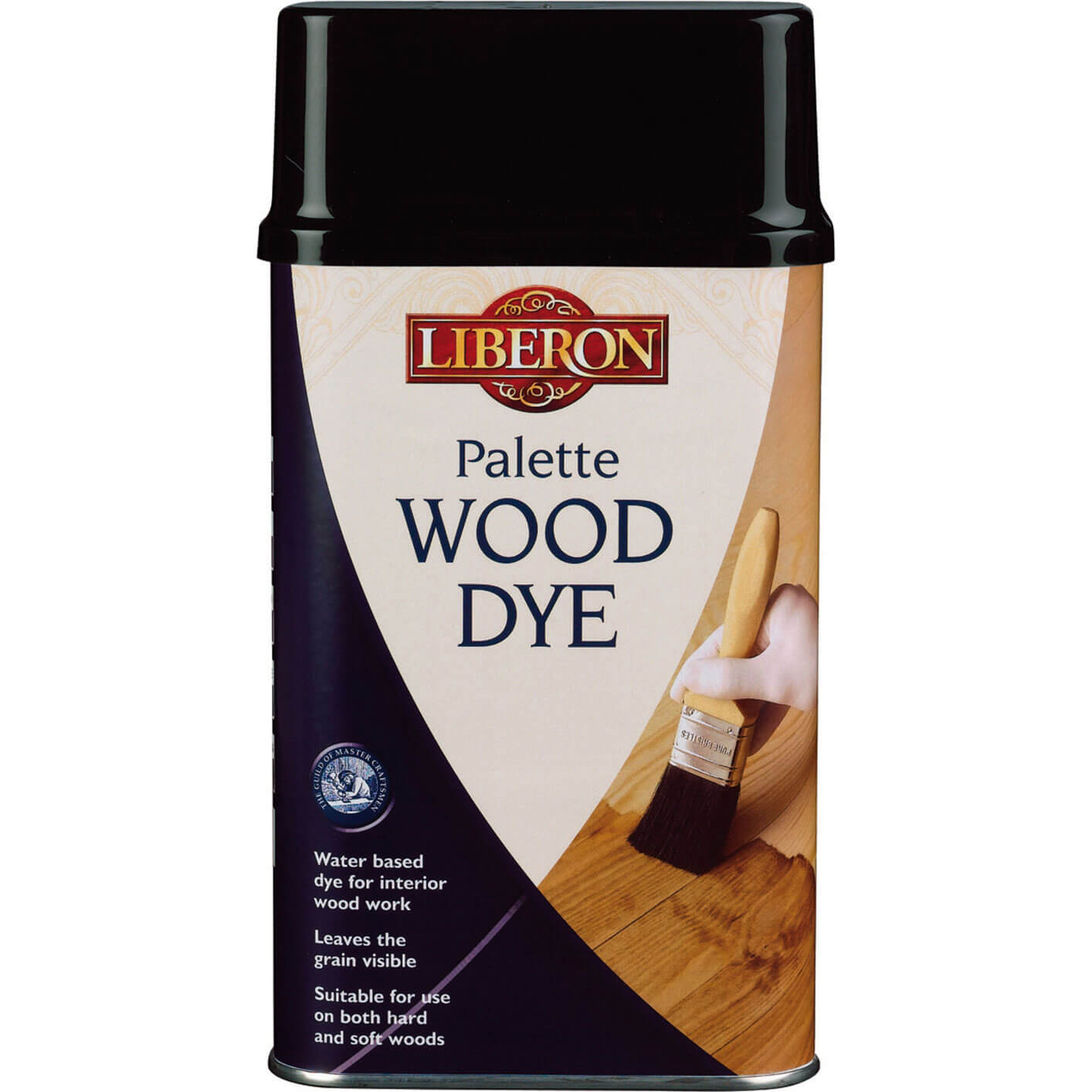 Image of Liberon Palette Wood Dye Antique Pine 5l