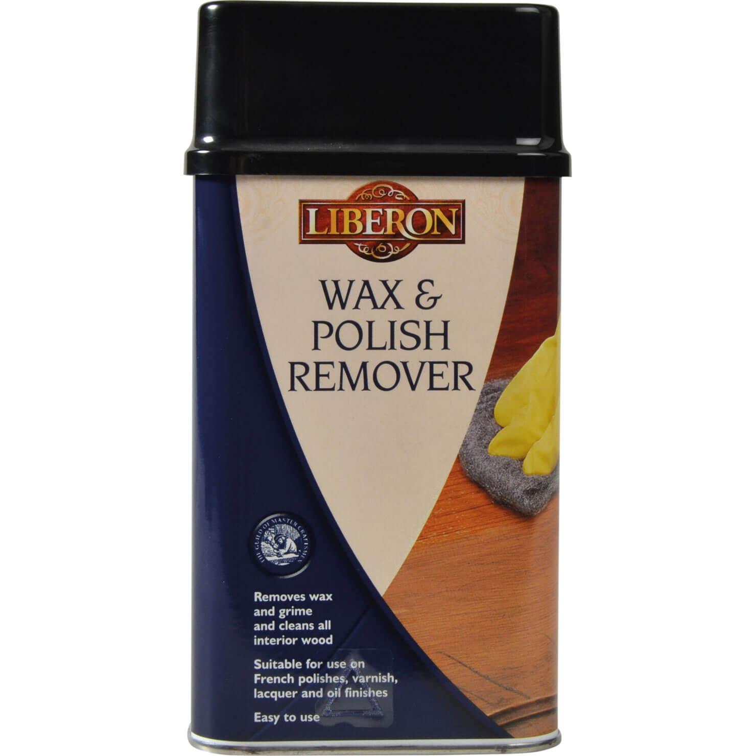 Liberon Wax and Polish Remover 500ml