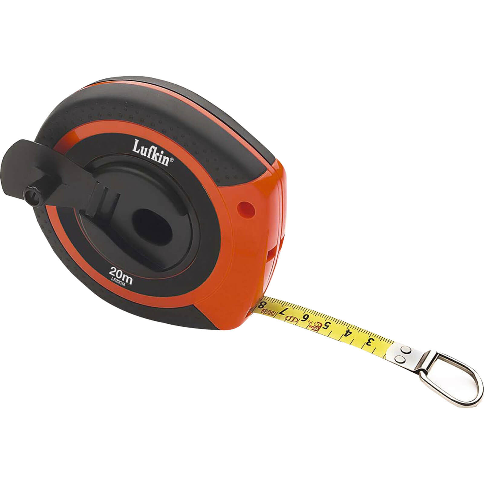 Image of Lufkin Special Long Tape Measure Imperial & Metric 33ft / 10m 10mm